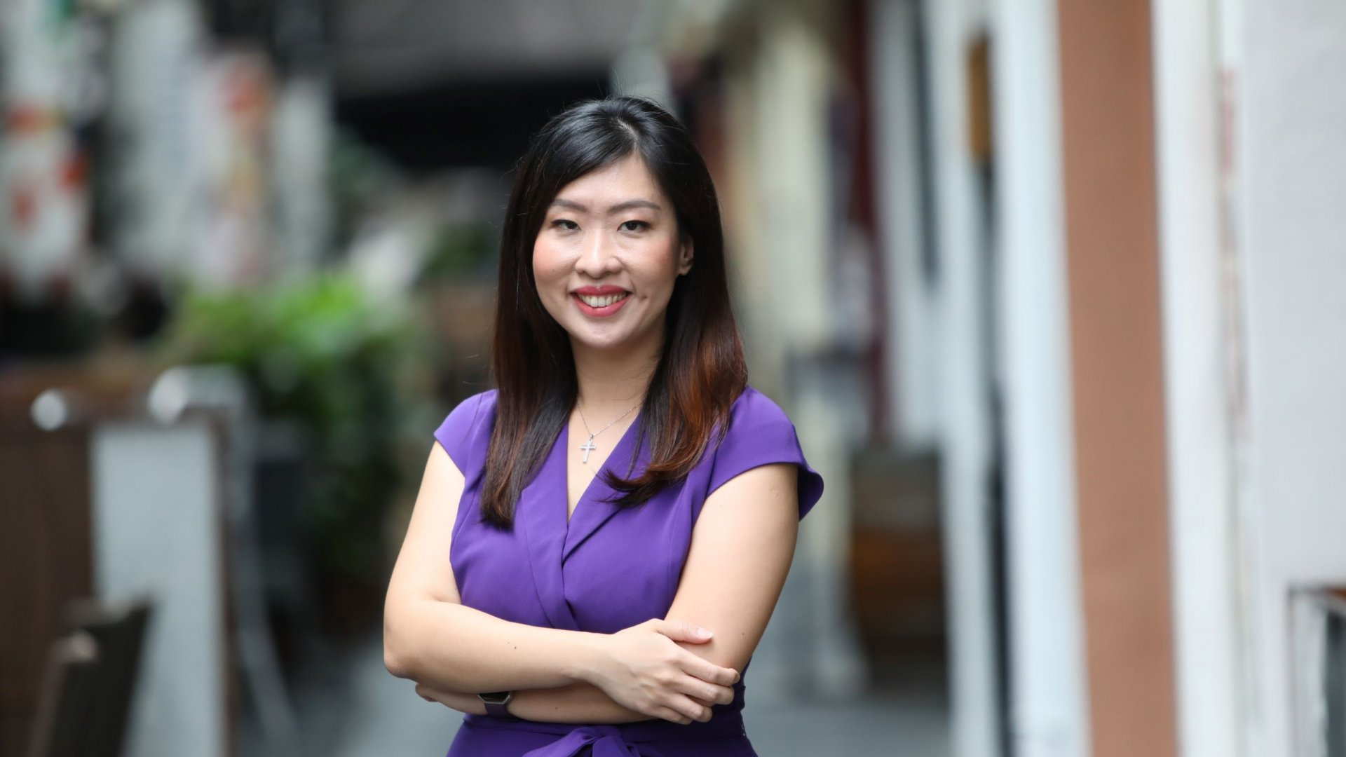Violet Lim is CEO and co-founder of Lunch Actually Group.