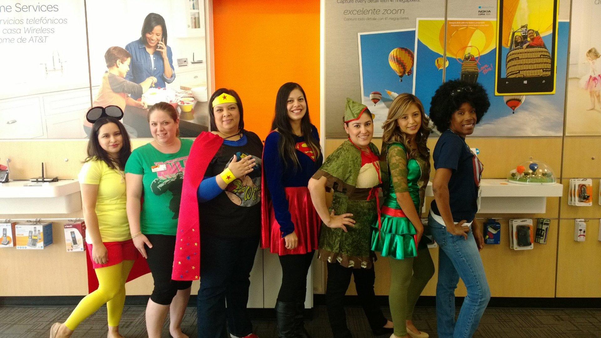 Superhero Sunday: Gimmick or Not, Customer Satisfaction Soared