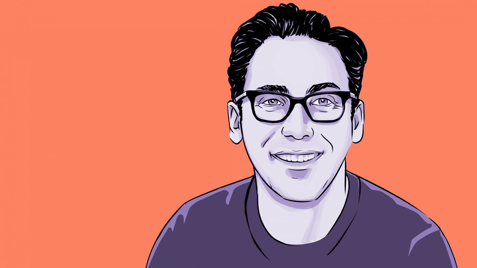 Warby Parker co-founder Neil Blumenthal.