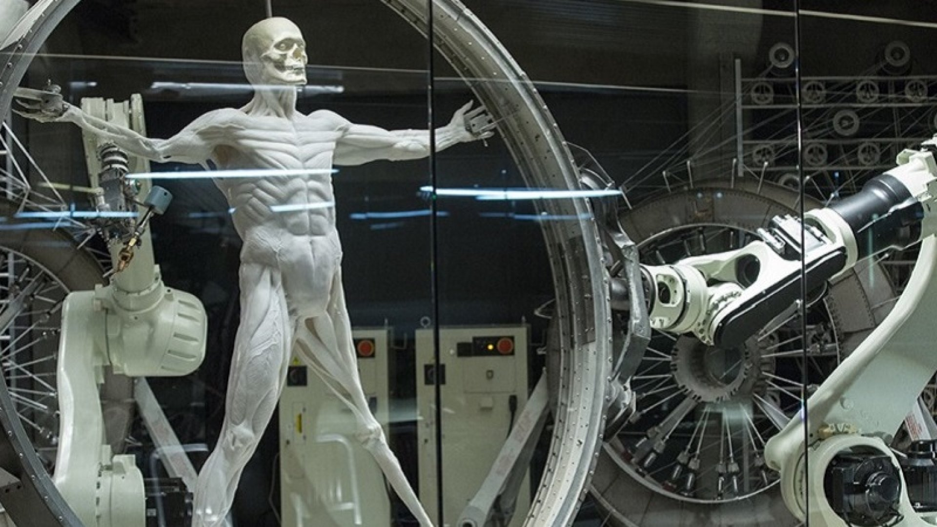 HBO's 'Westworld' Asks Who the Real Robots Are