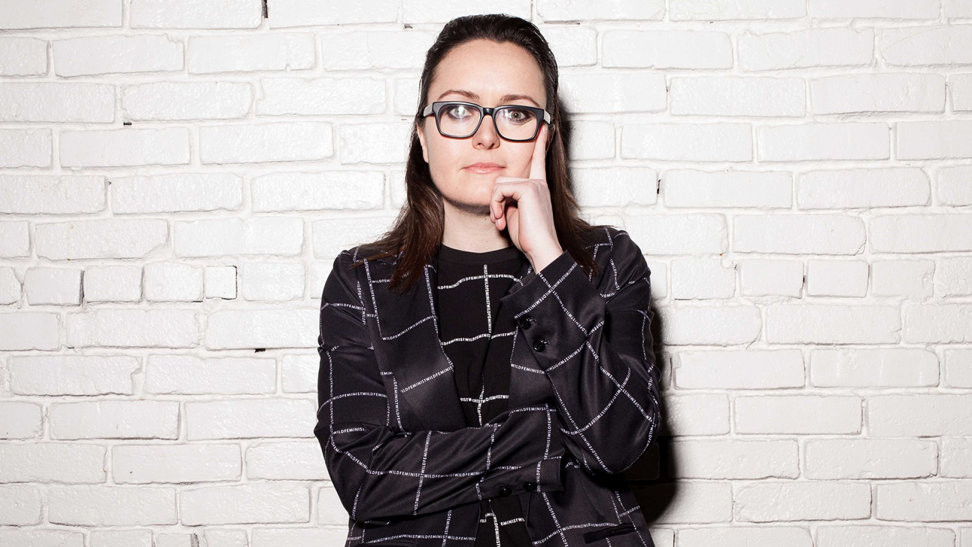 Wildfang founder Emma Mcilroy.