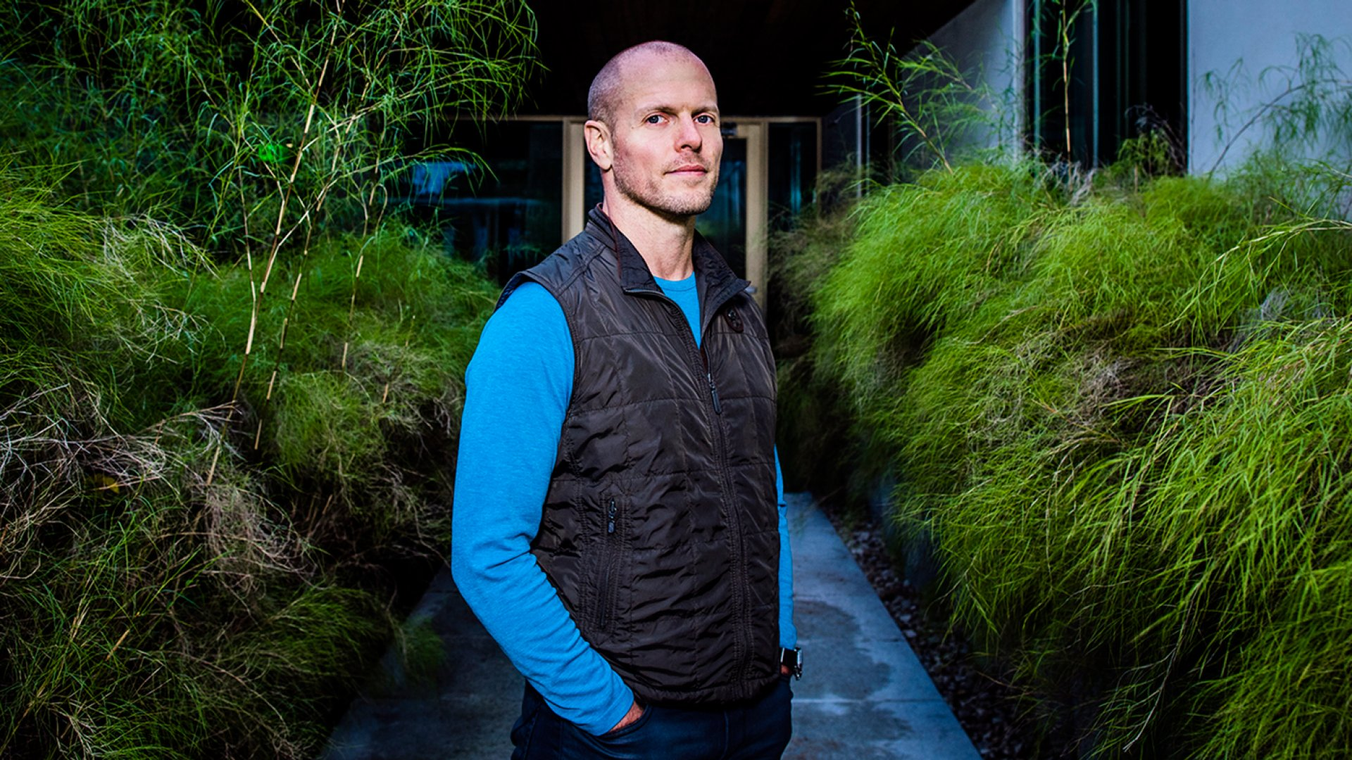 Investor, author, and podcaster Tim Ferriss.