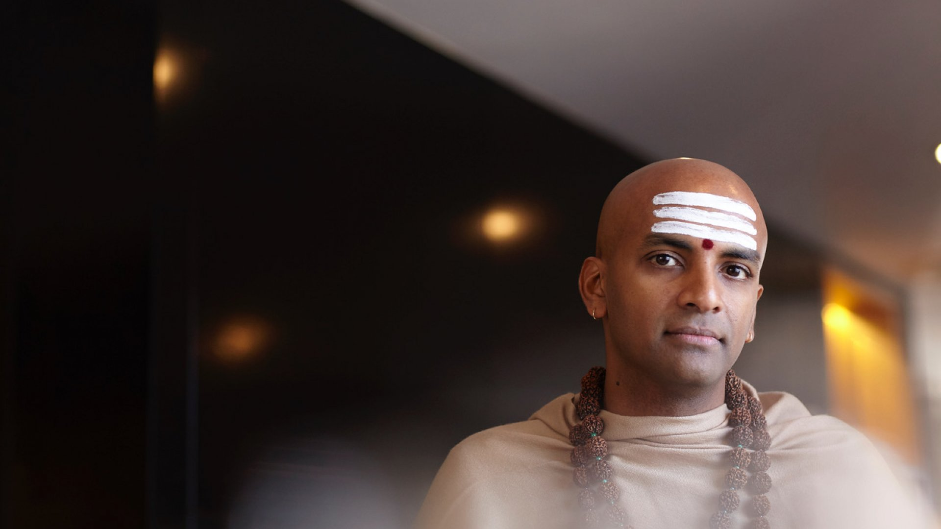 Dandapani, a former monk, wants to help you enhance your ability to focus.