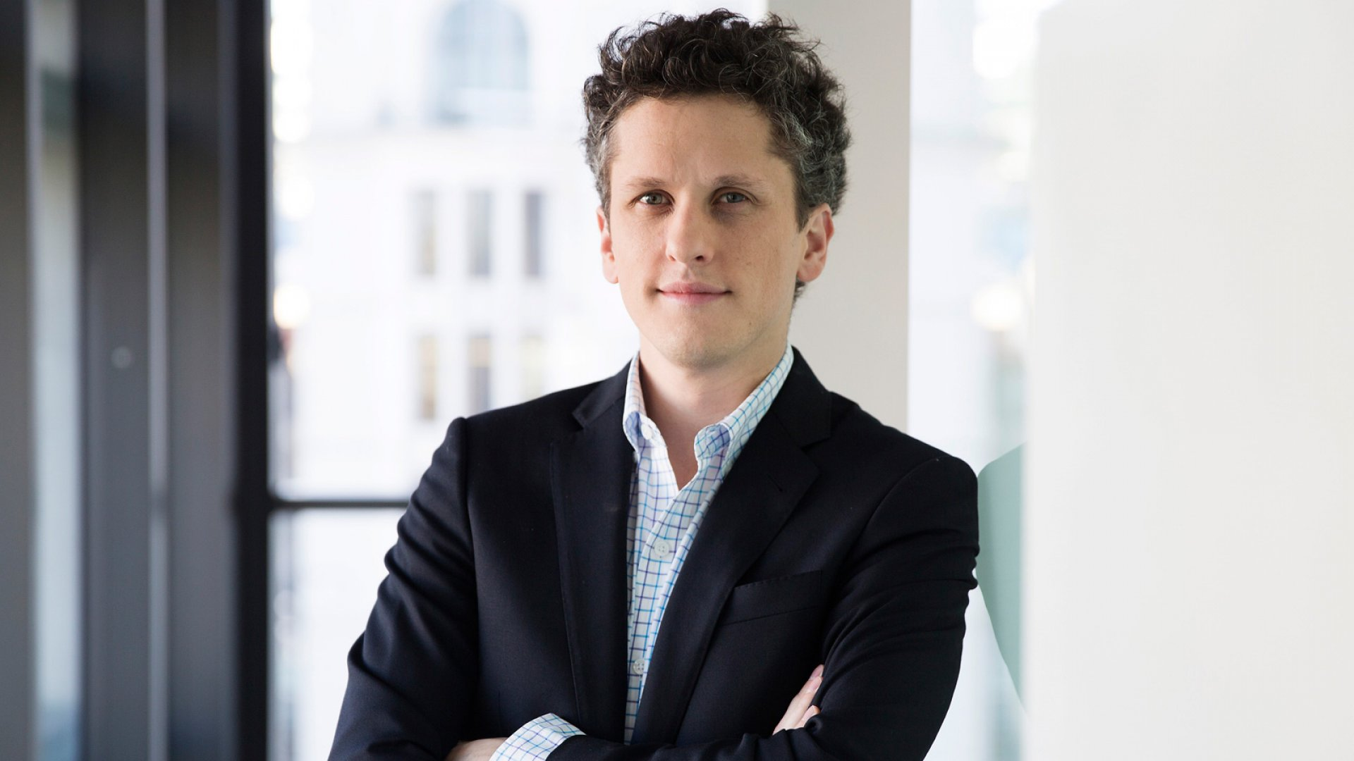 Box co-founder and CEO Aaron Levie.