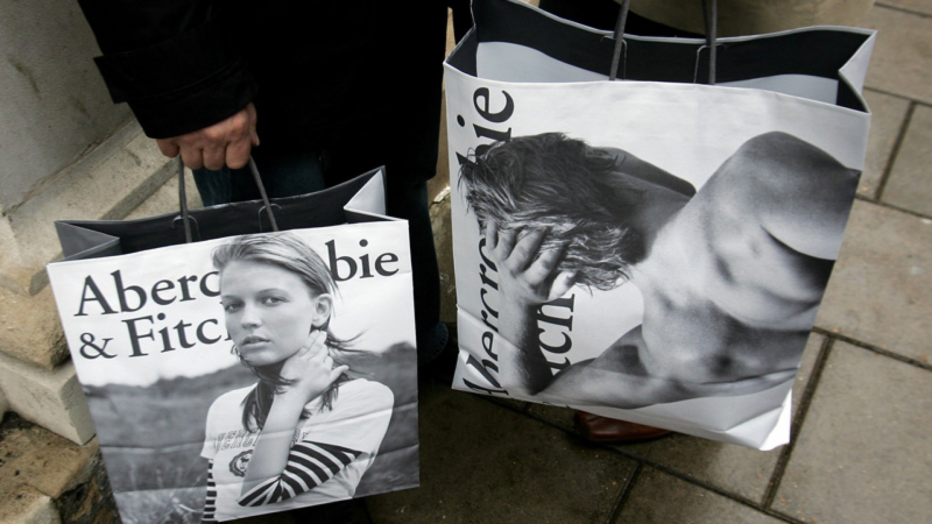 Abercrombie Name to Shrink from Clothing
