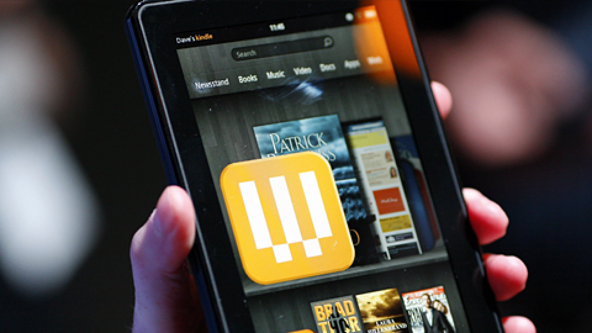 Amazon loses money on each Kindle Fire it makes. The real moneymaker is the content business behind the device.