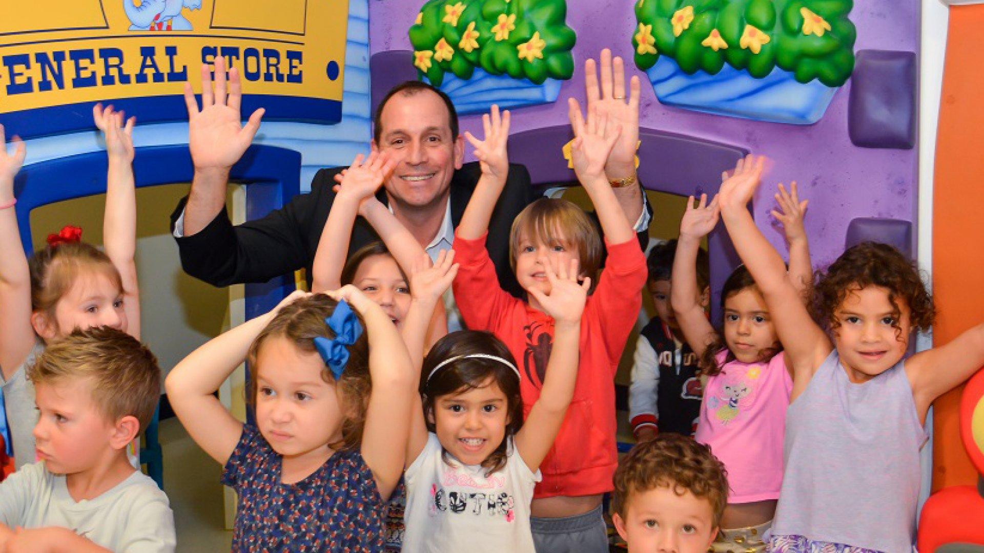Andrew Alfano (center, back row).