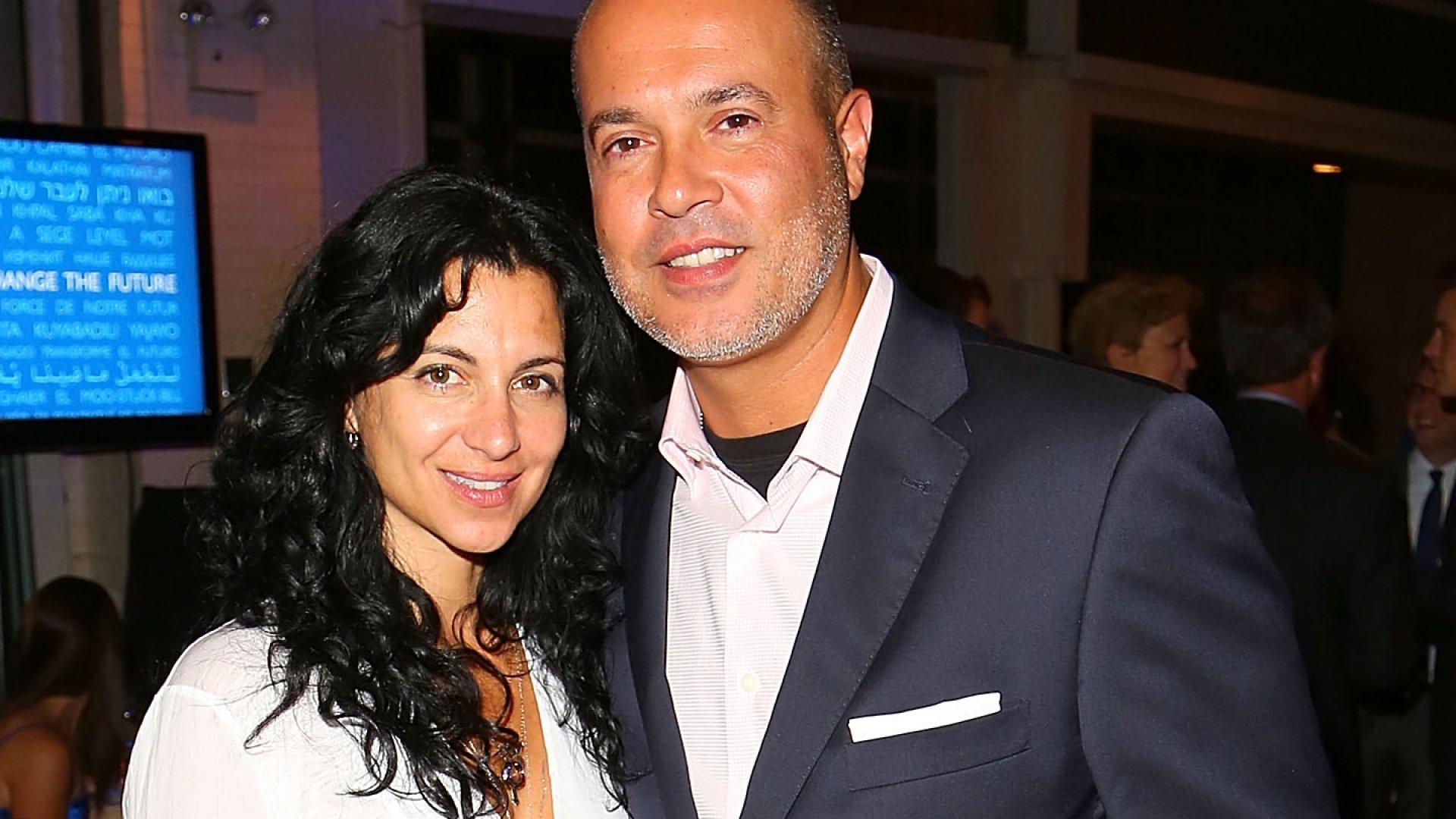 Designer Carolyn Rafaelian and CEO Giovanni Feroce both of Alex and Ani