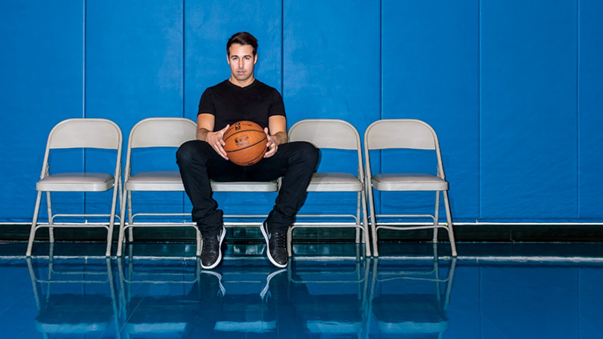 How This Fitness Entrepreneur Won Over Blake Griffin and LeBron James