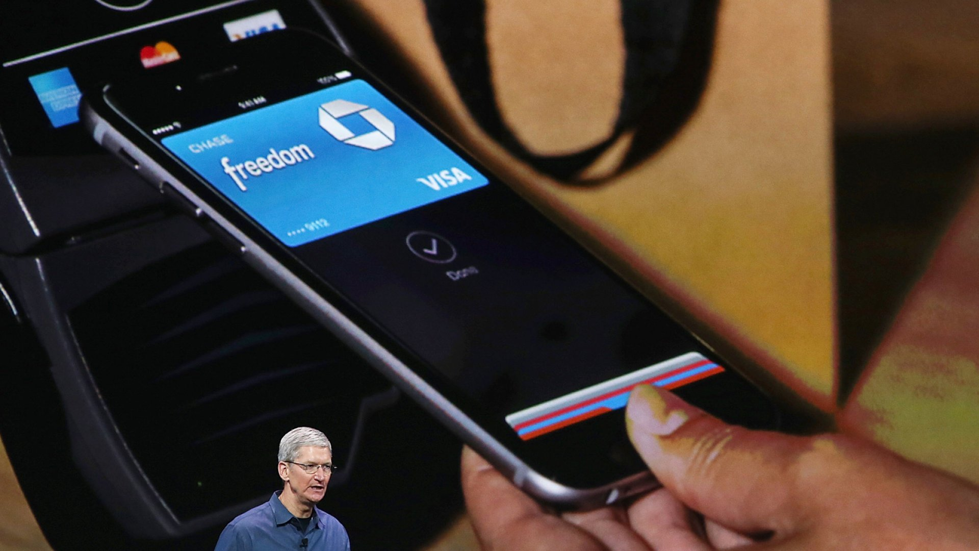 Will Apple Pay 'Forever Change the Way We Pay for Things'?