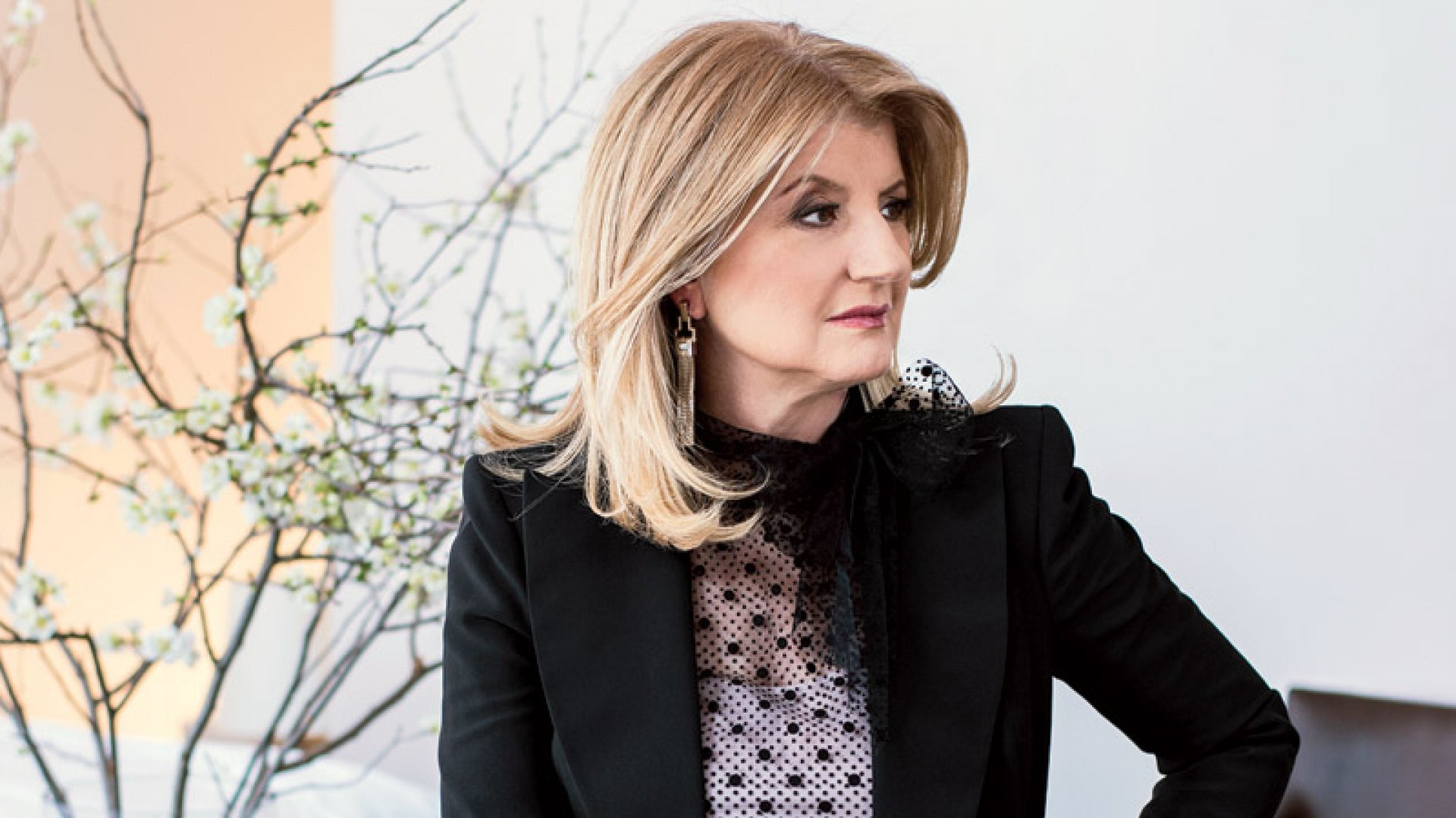 Why Thrive Global, Arianna Huffington's New Startup, Is Off to a Good Start