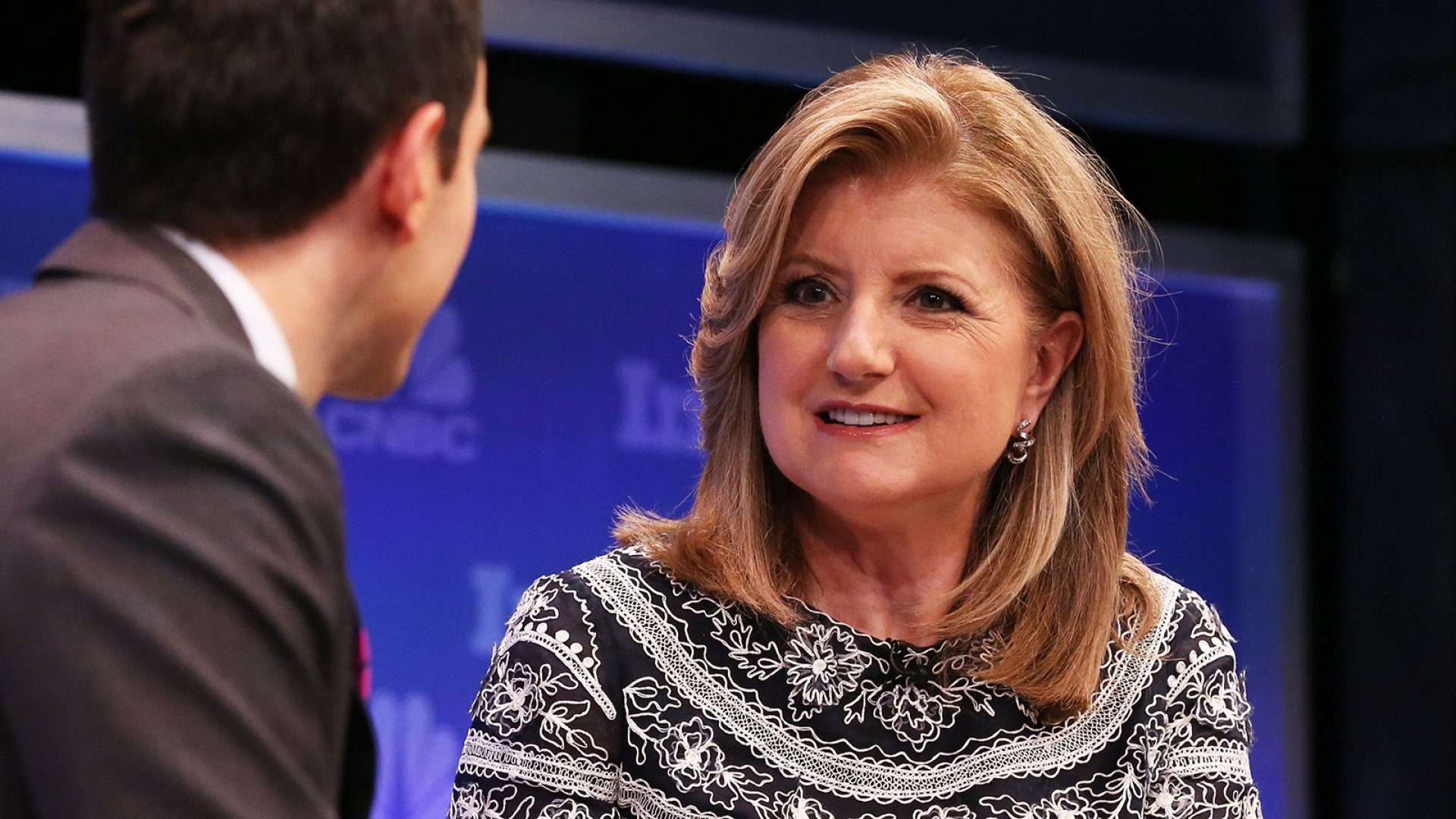 The 1 Thing Arianna Huffington Always Does in Job Interviews