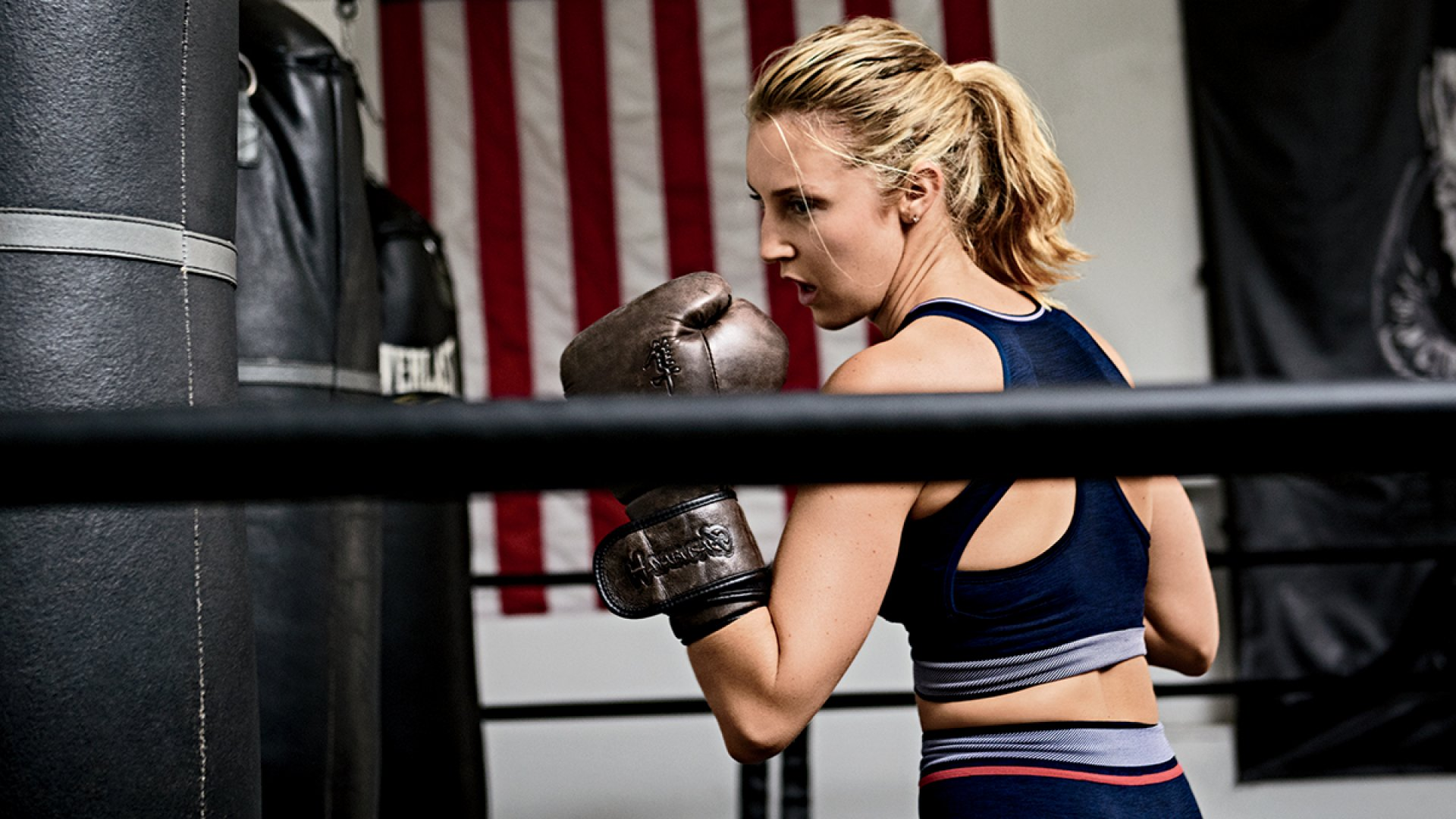"As every founder knows, launching a business is exhausting. In boxing, you build the most physical strength when you push through fatigue. Likewise, says Merrill, you build up your professional strength by facing what scares you: ""It's just like a muscle,"" she says."