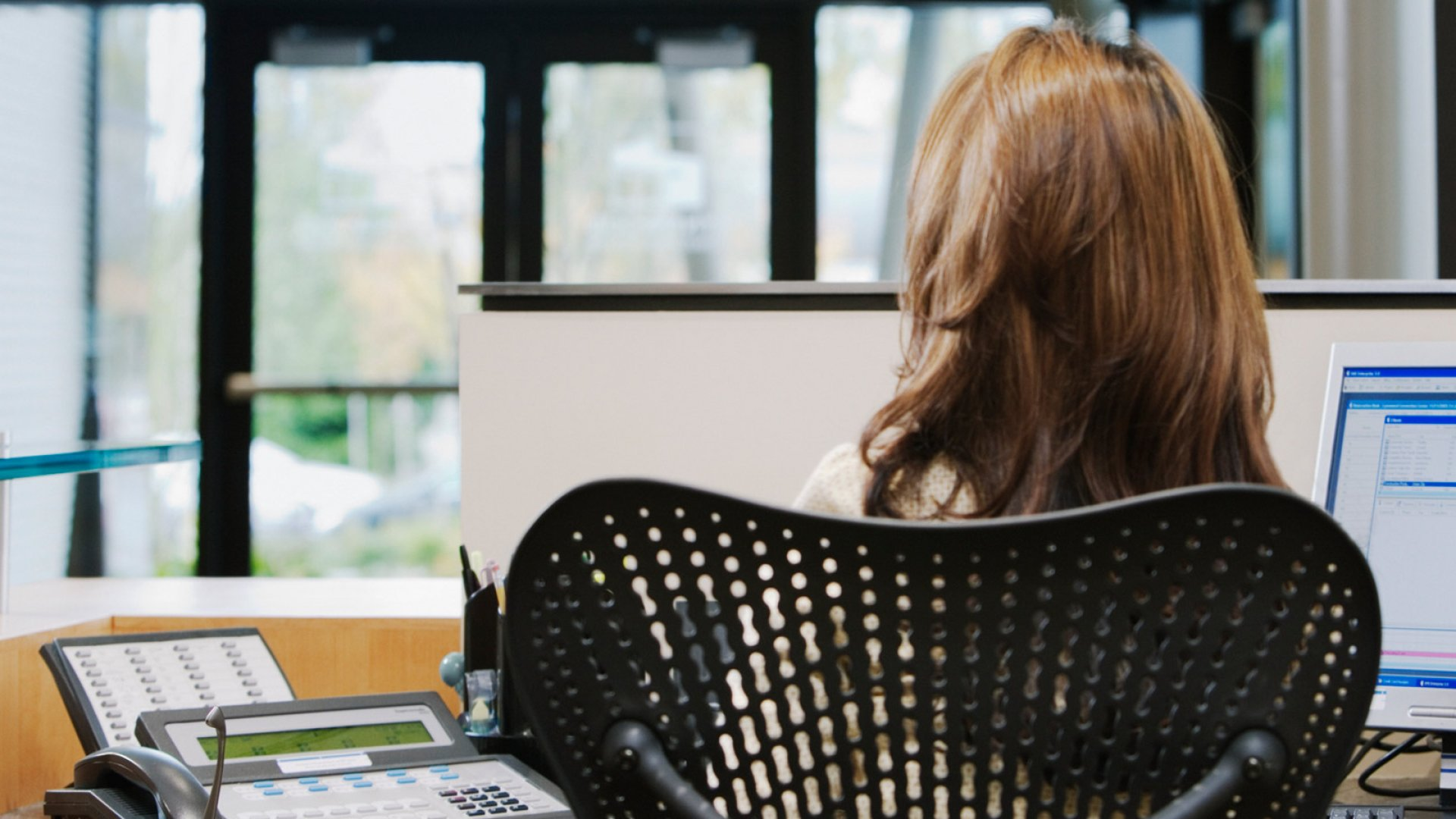 The Most Important Person in Your Office Isn't Who You Think