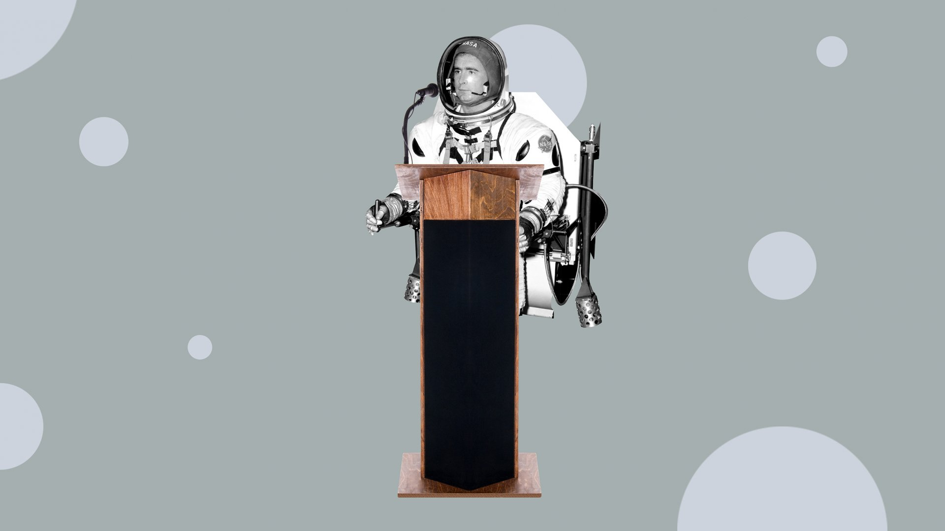 This Astronaut Training Strategy Can Help You Manage Your Fear of Public Speaking