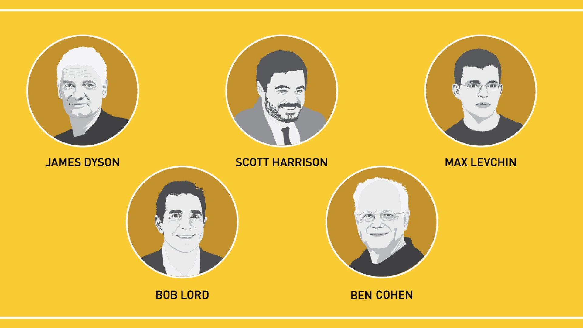 Meet <em>Inc</em>.'s Audacious Judges