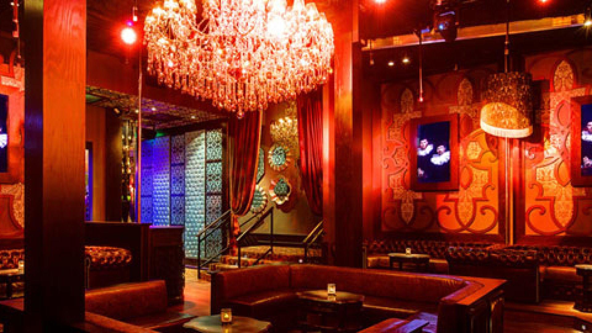 AV Nightclub in Hollywood