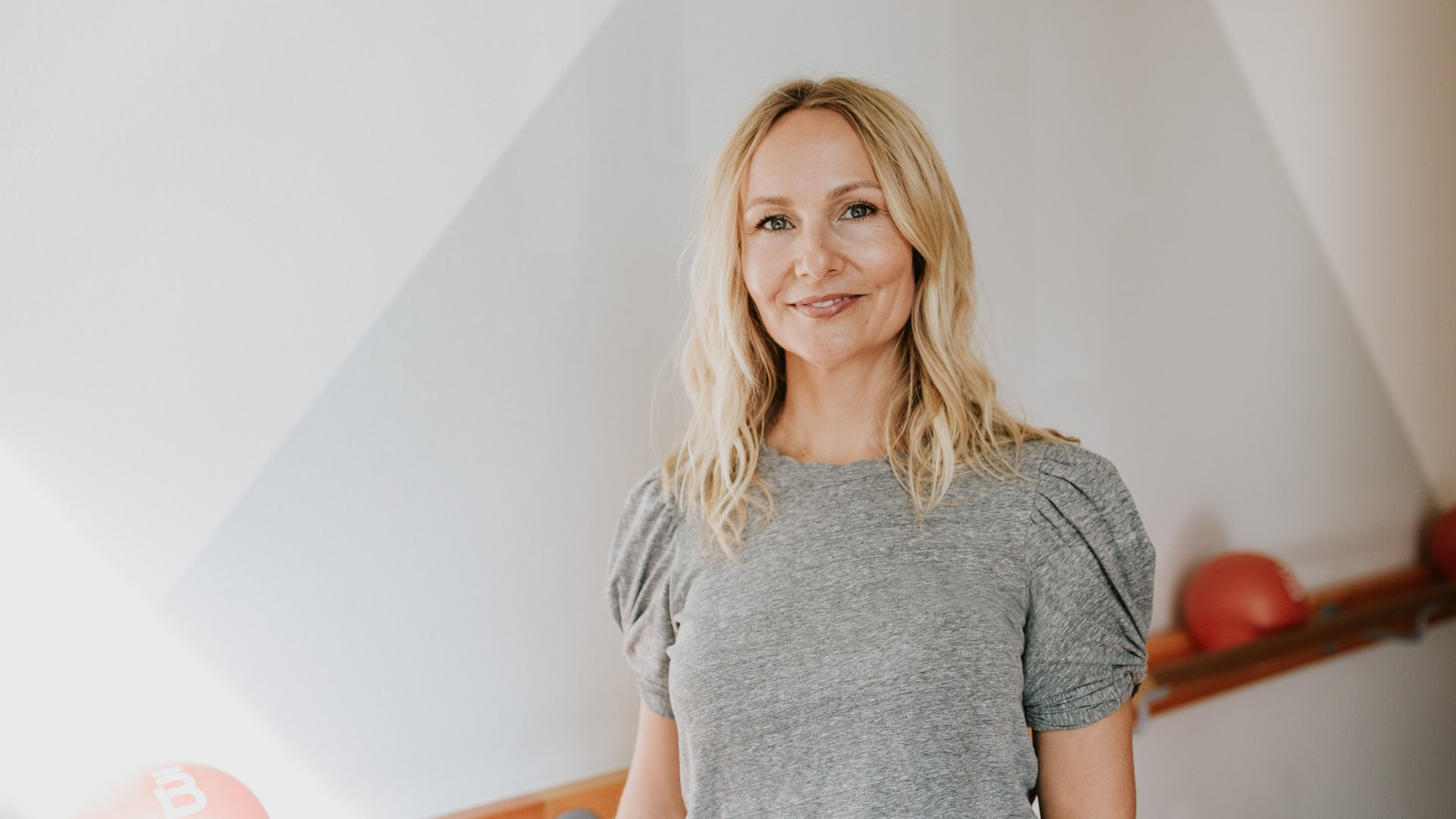Sadie Lincoln is co-founder and CEO of barre3.