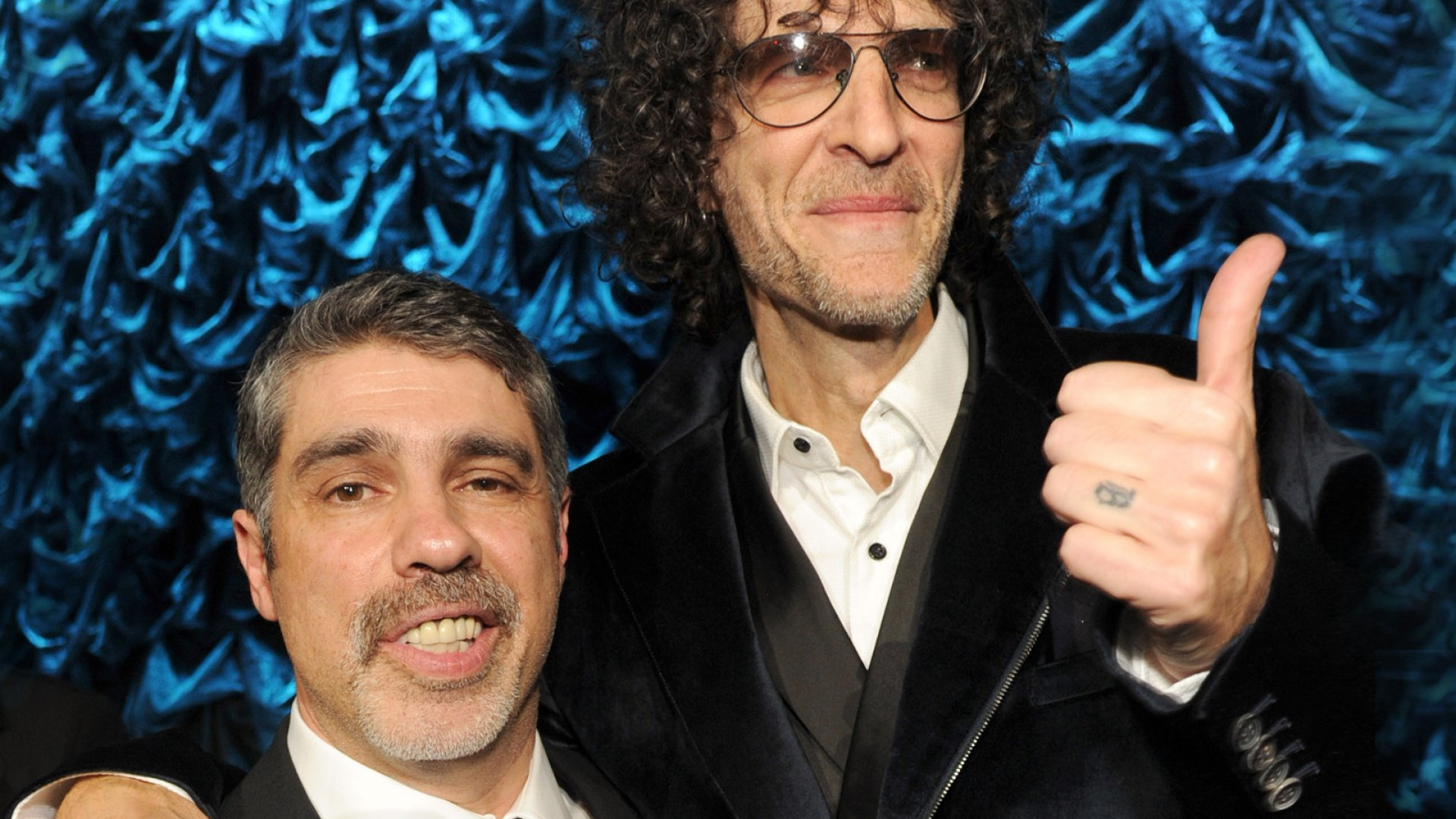 Property of Baba Booey The Stern Show