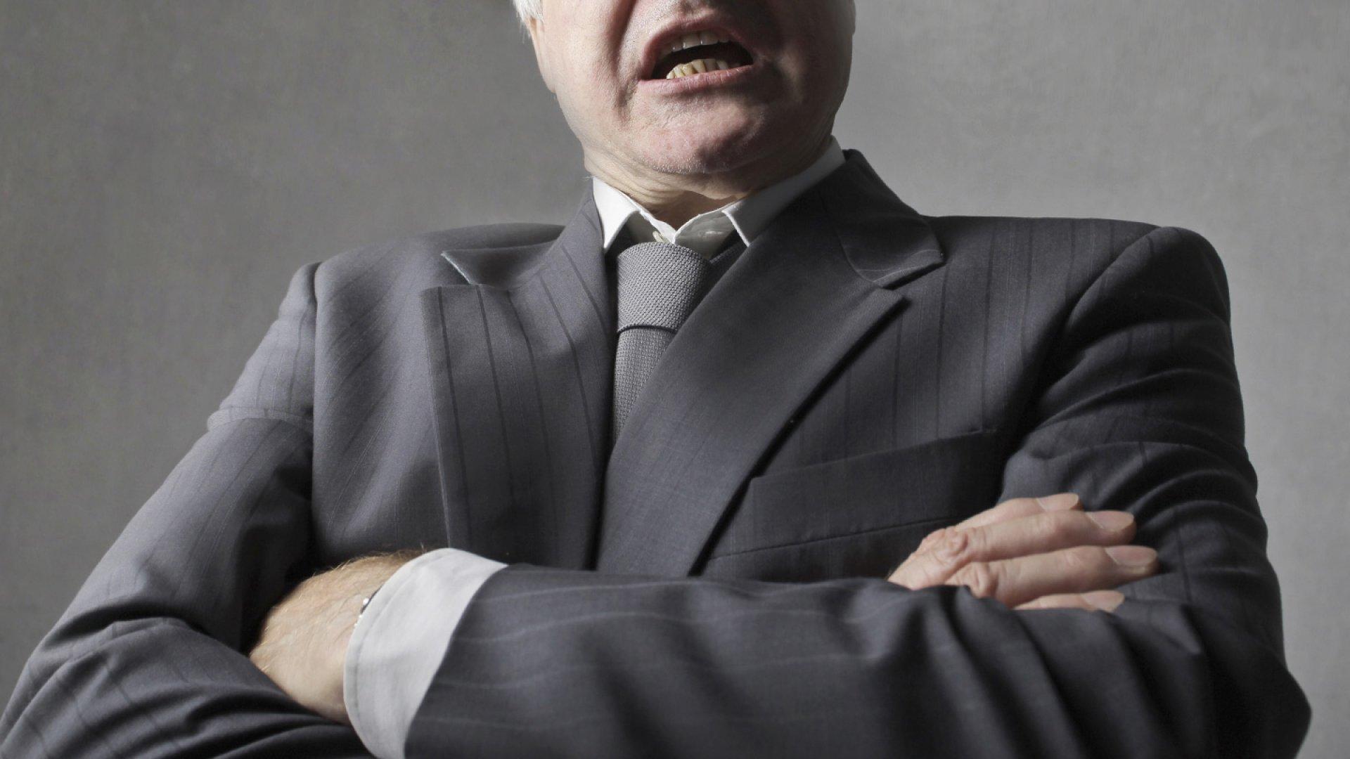 9 Core Beliefs of Truly Horrible Bosses