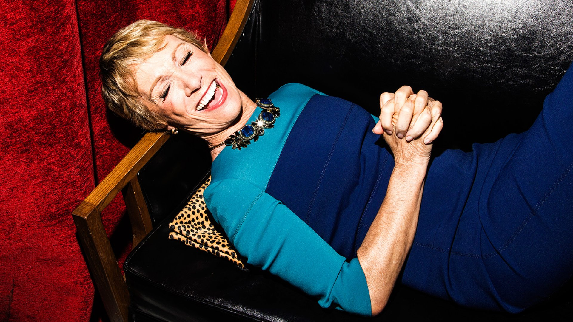 """You give someone a sincere compliment about what their great gift is and they will always measure up."" --Barbara Corcoran, founder of the Corcoran Group, a top New York City real estate firm, and a Shark Tank investor."