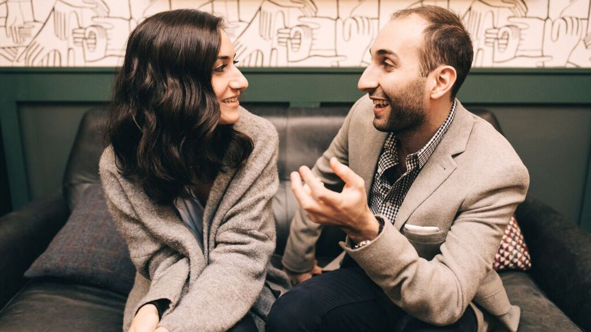 Laura and Michael J. Dweck, co-founders of Basic Outfitters, talk about their company.