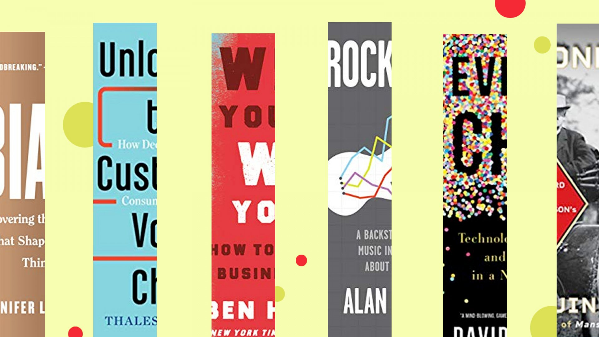 This Year's 11 Must-Read Books for Entrepreneurs