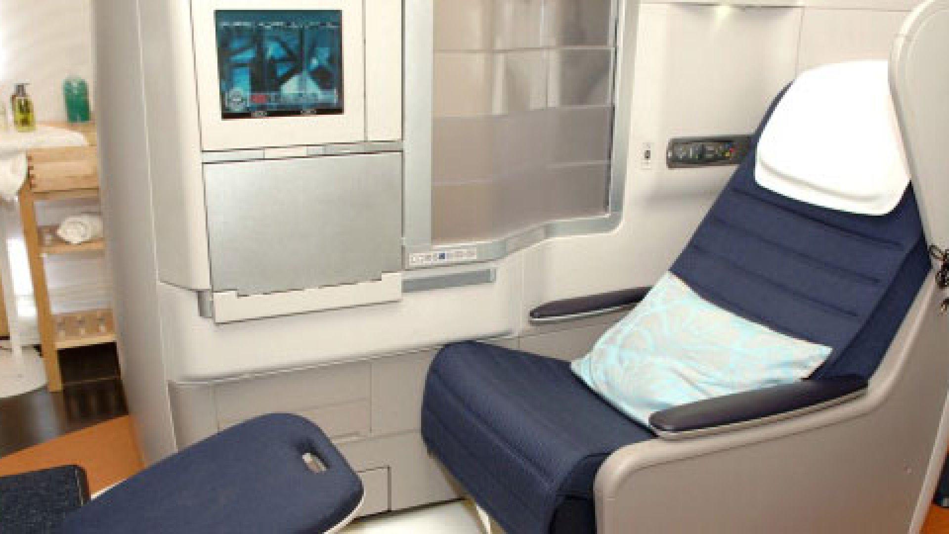 Best Business Class: British Airways