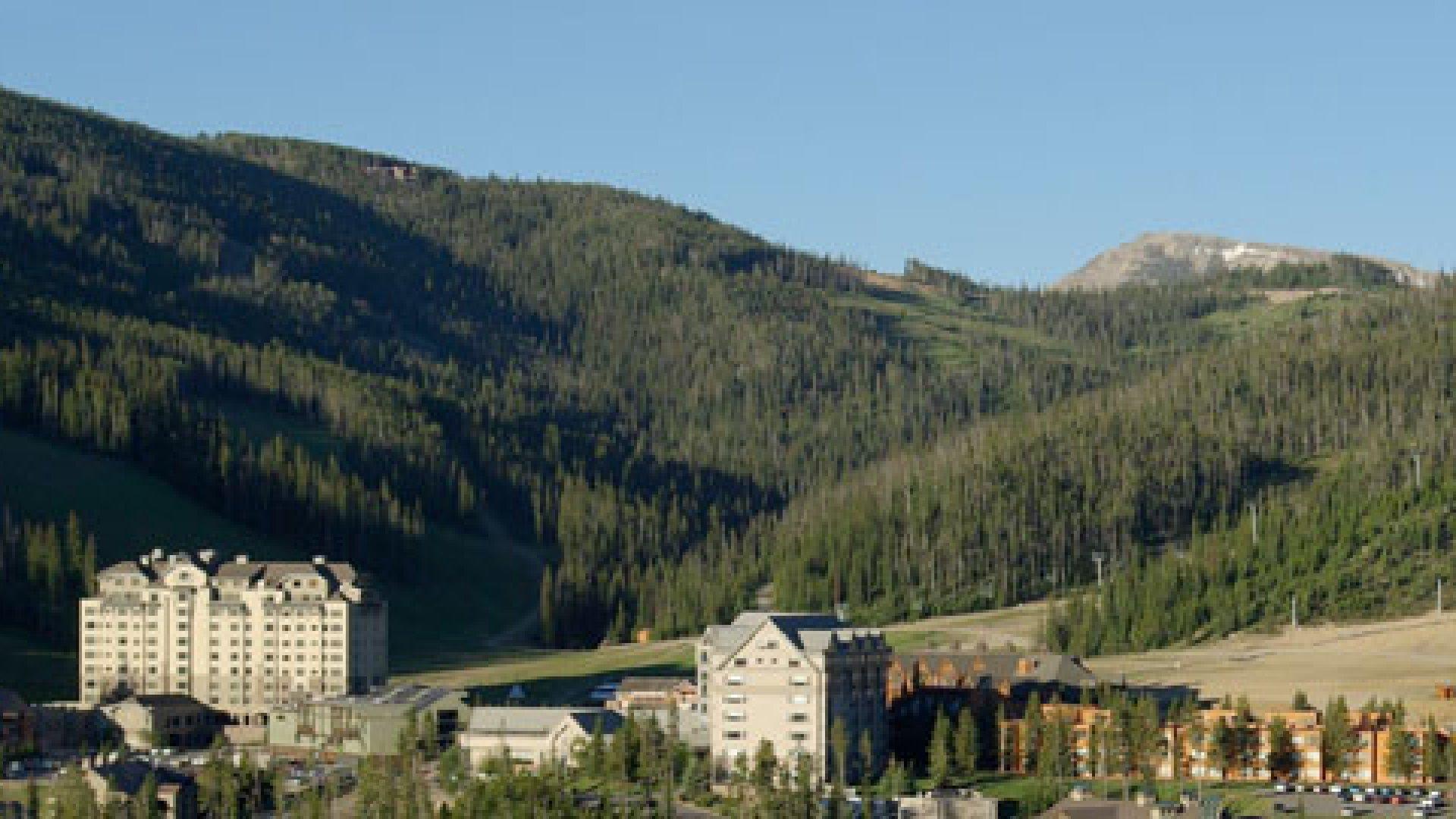Best Business Retreat: Big Sky Resort