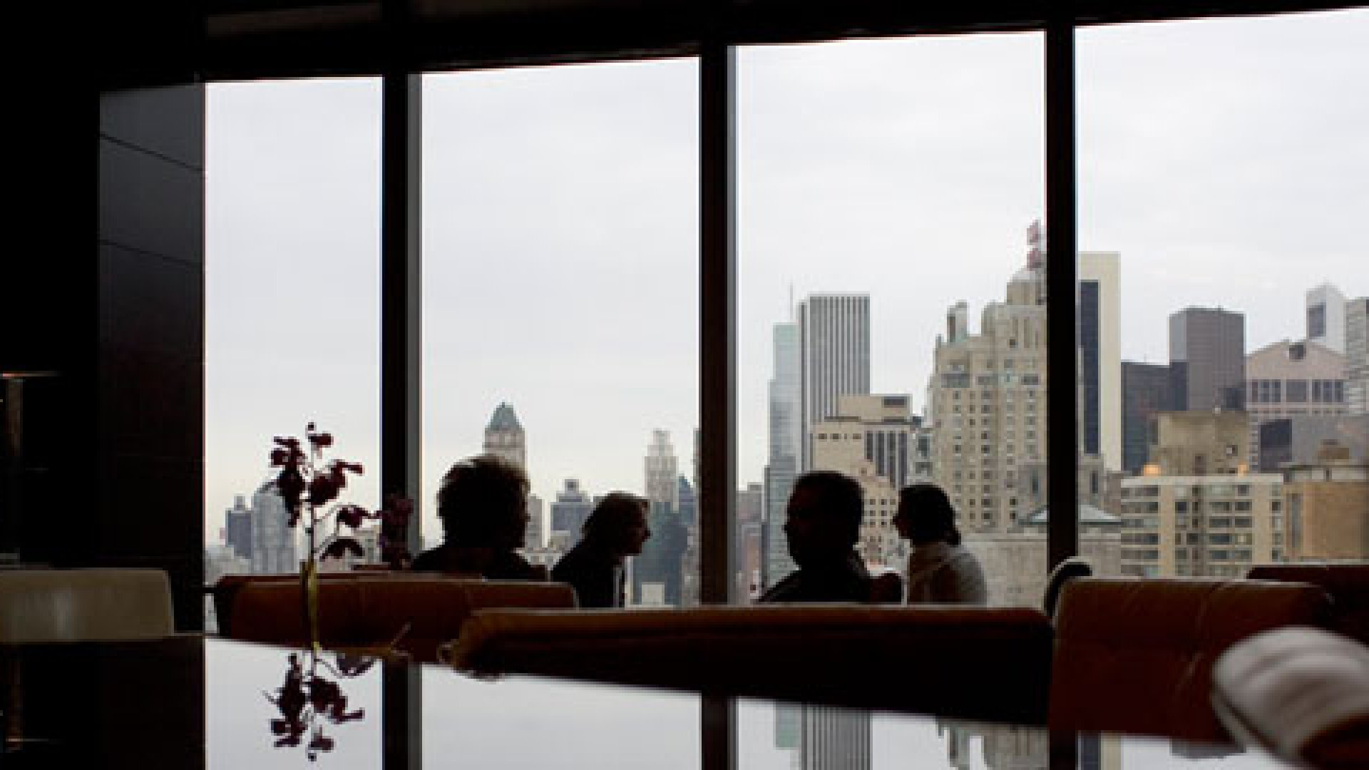 Best Executive Club Floors: Mandarin Oriental Hotel