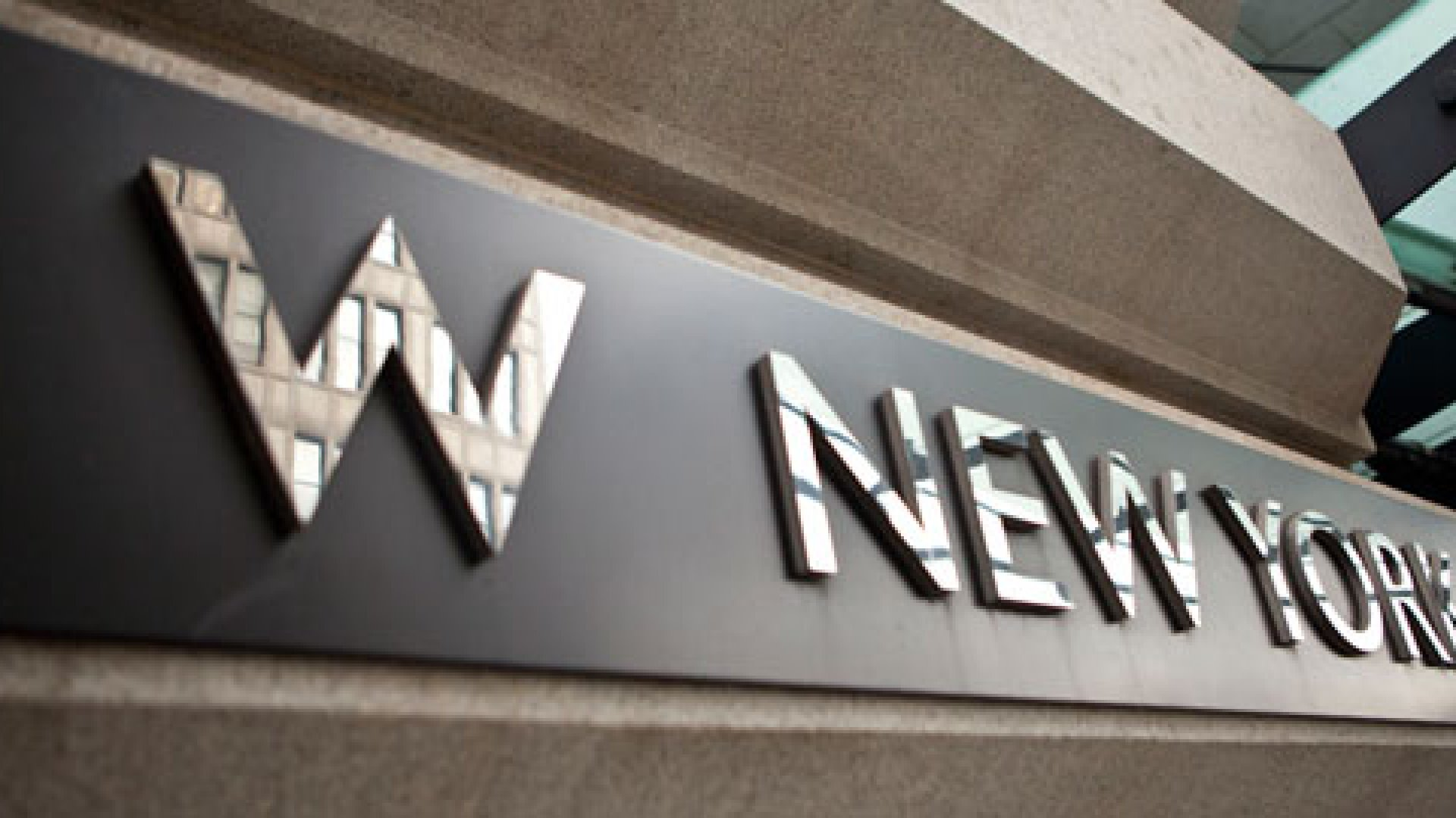 Best Hotel for Fitness: W New York - Downtown