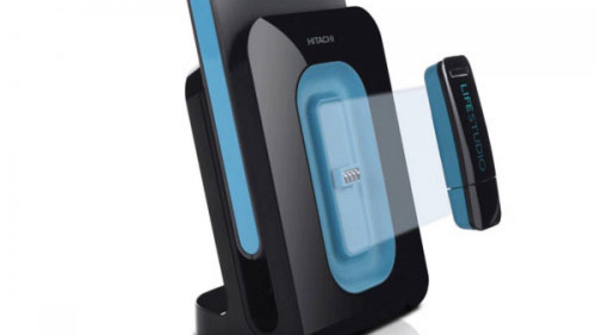 Best Portable Hard Drive: Hitachi LifeStudio MobilePlus