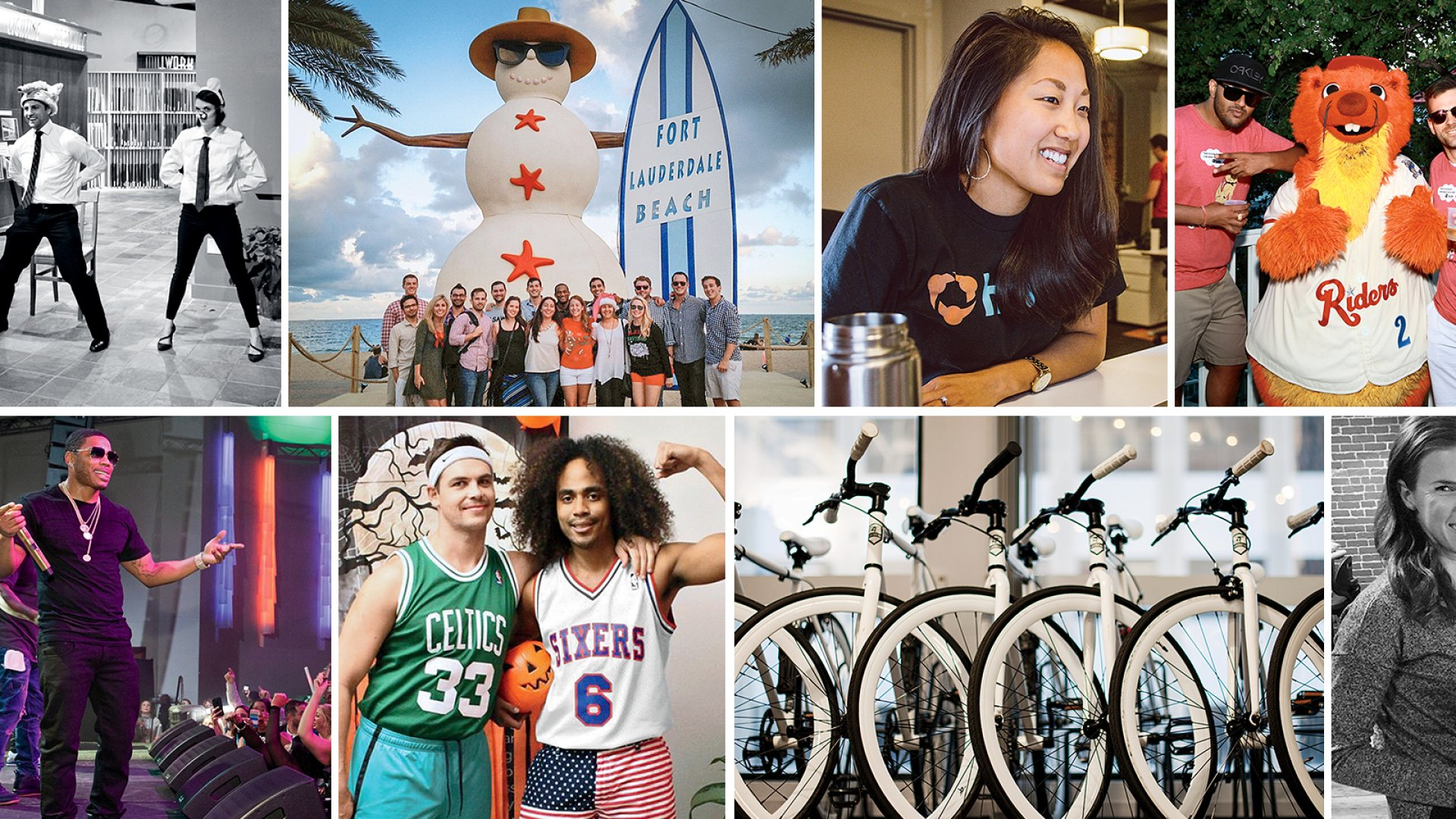 Meet the Top Companies to Work for in 2017