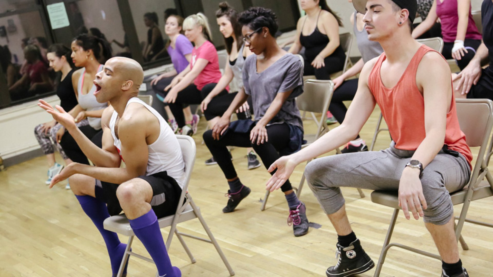 Fitness Entrepreneurs Find Inspiration in Ballet and Beyoncé