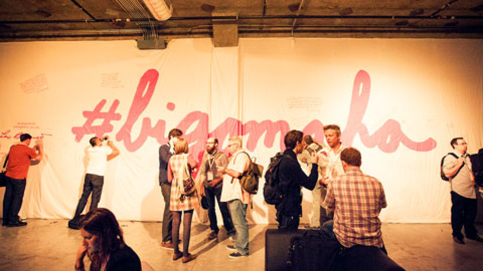 Silicon Prairie News put on the Big Omaha conference last month at Kaneko, an airy creative center in Omaha's historic Old Market district.