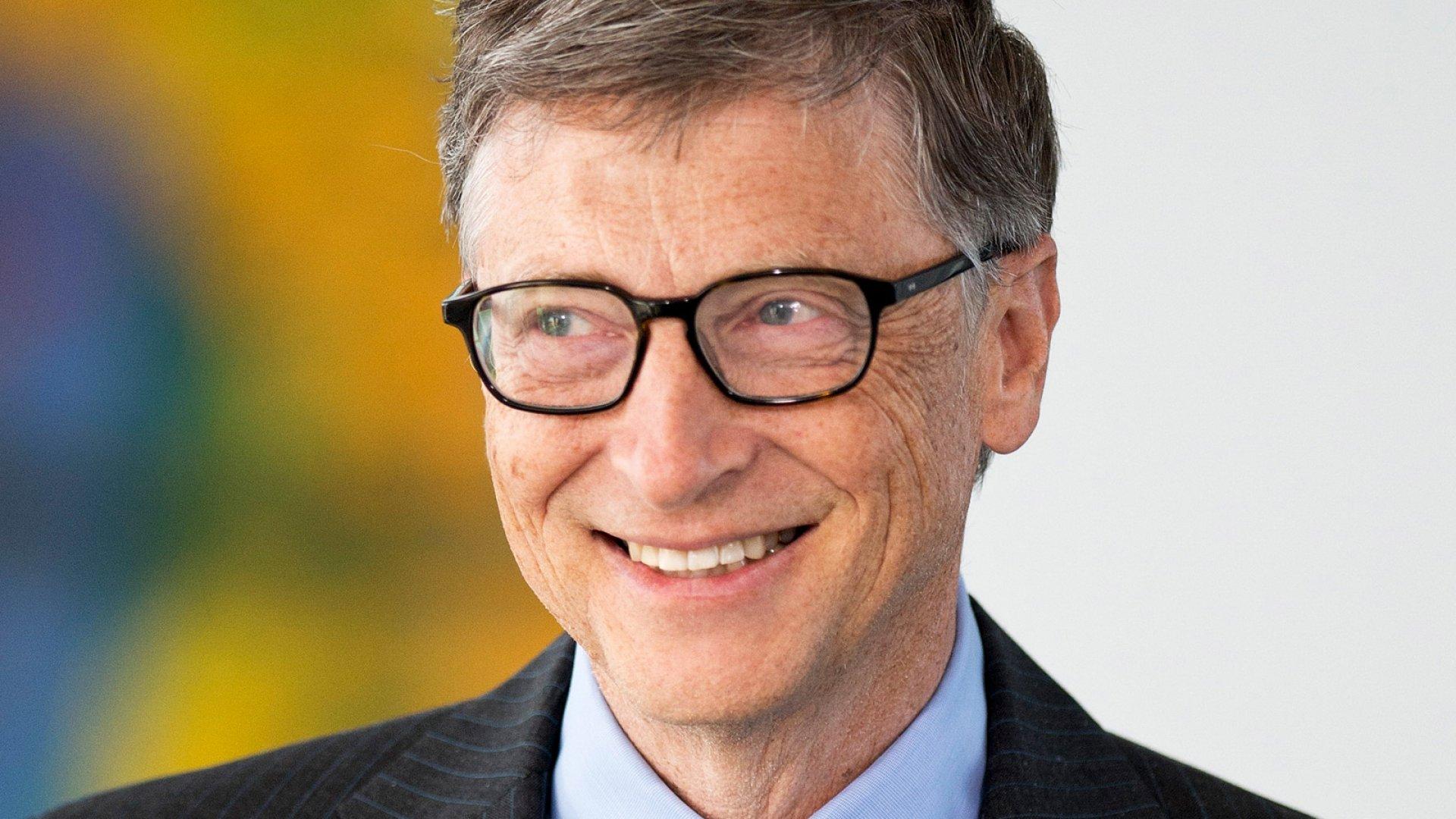Bill Gates's Favorite Books of 2013