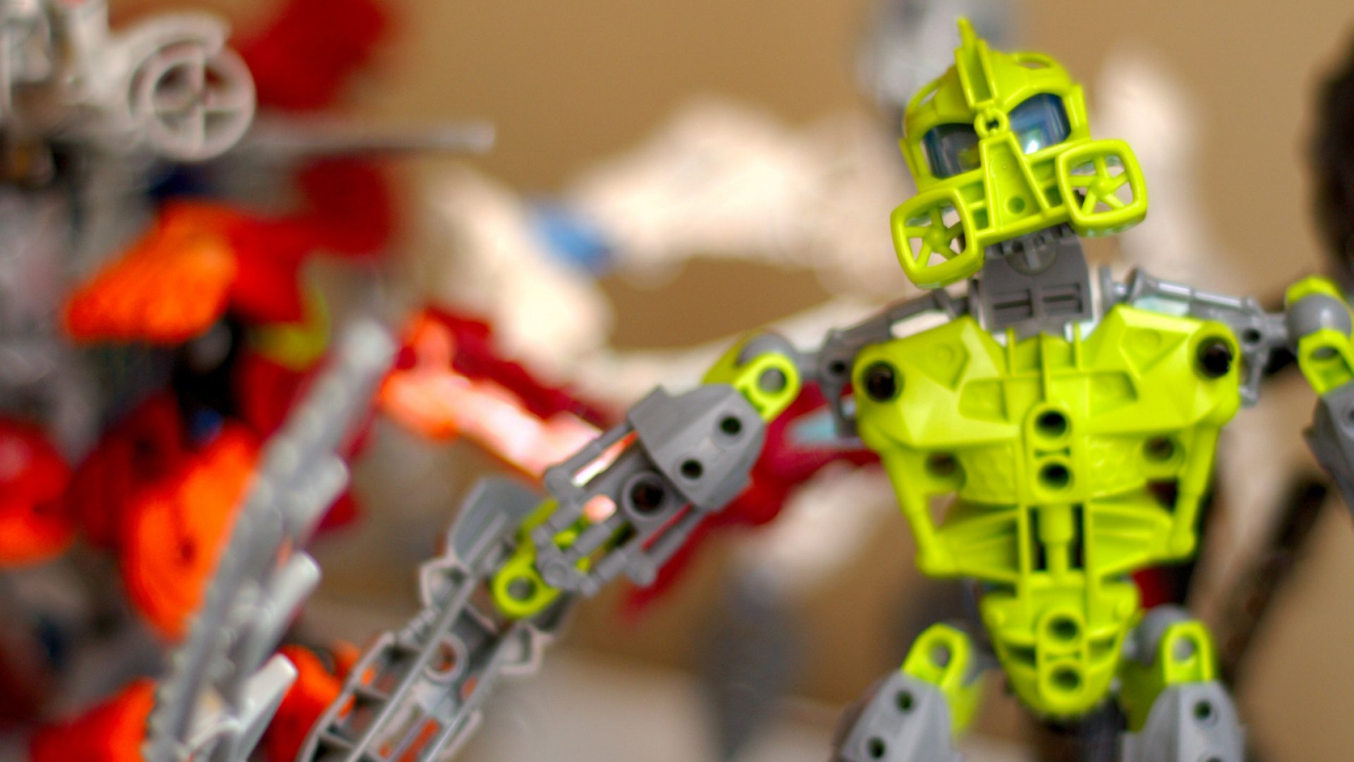 How Bionicle Transformed LEGO's Company Culture