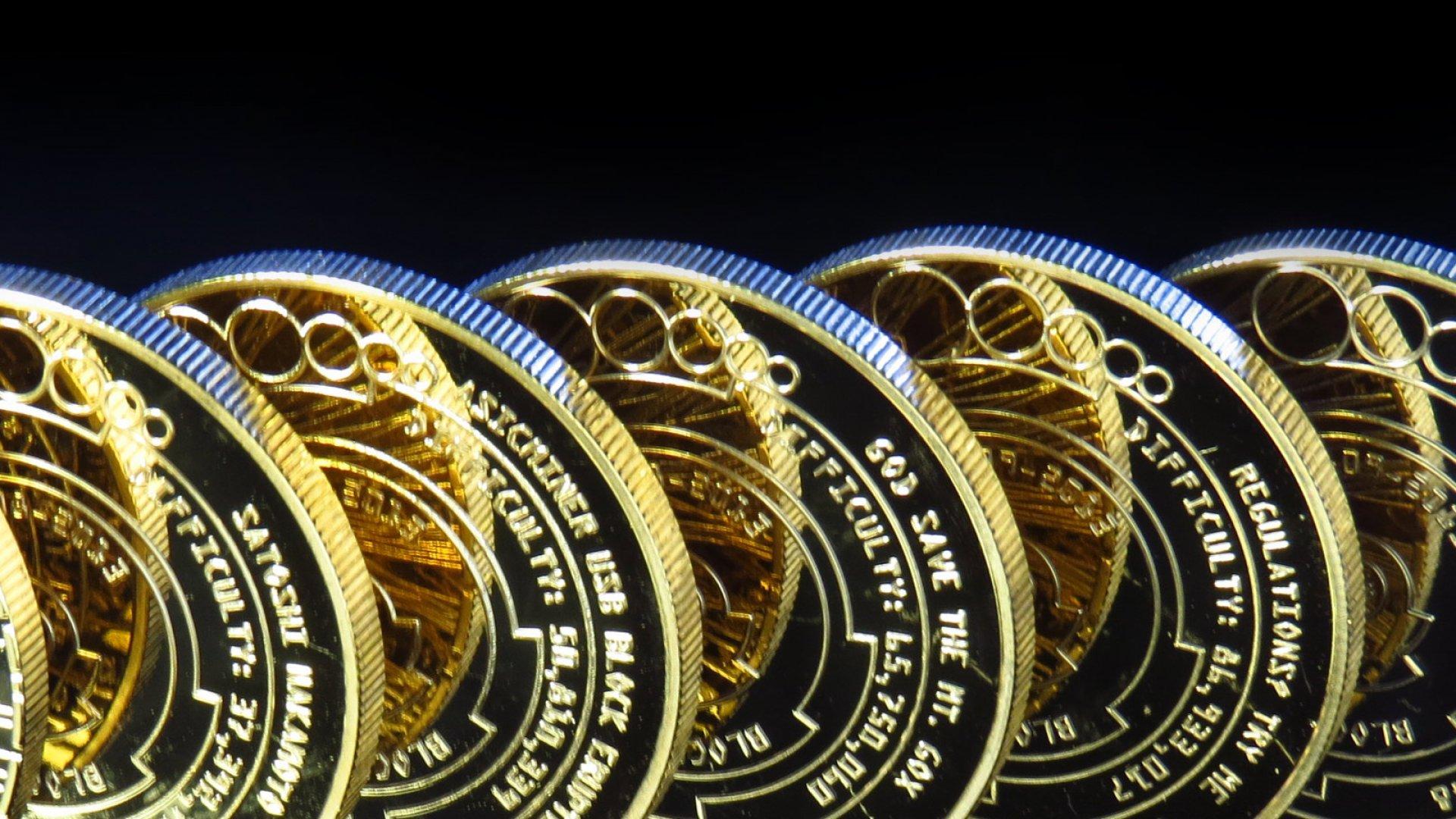 The Taxman Cometh, For Bitcoin!