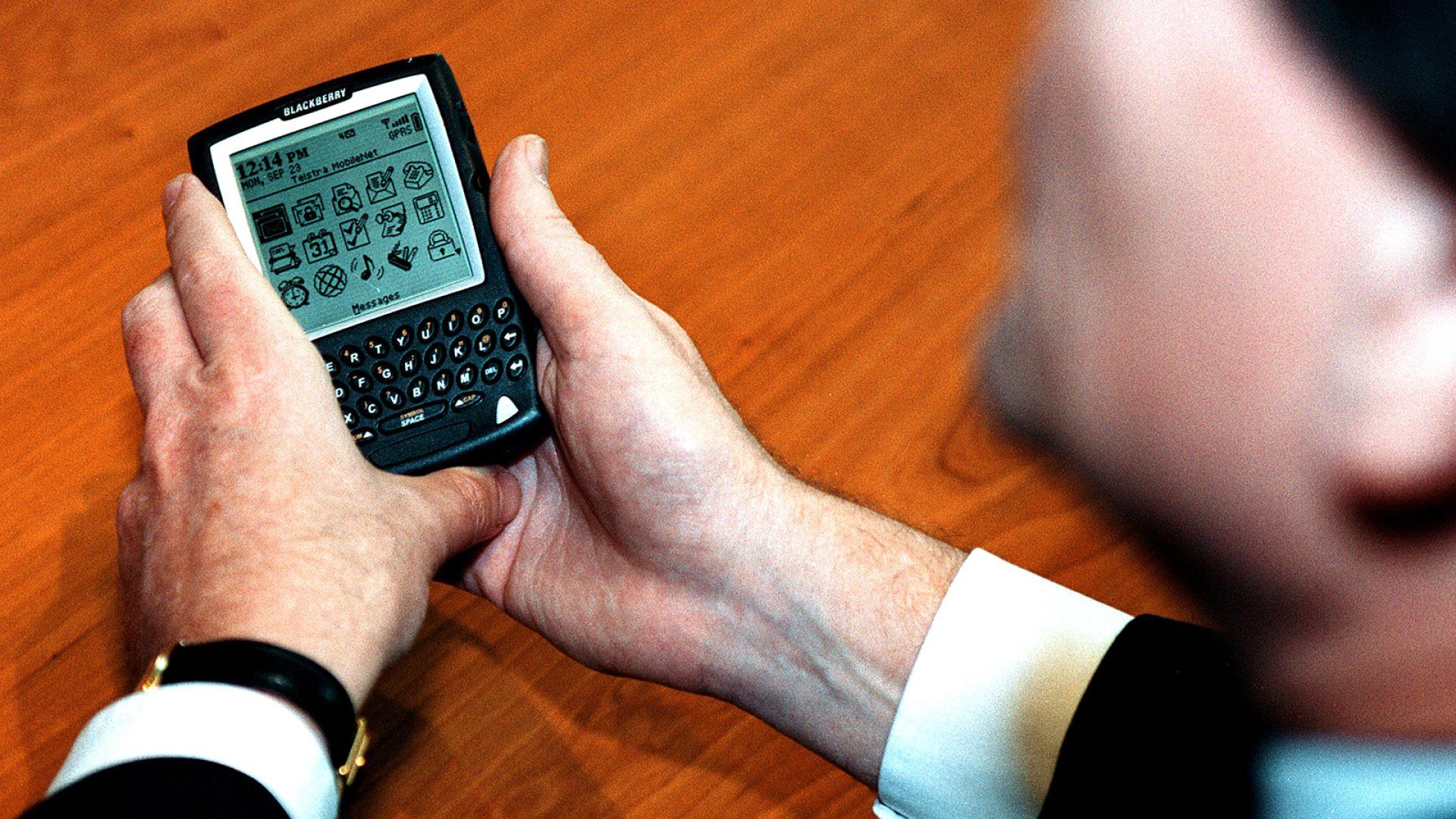 No, Apple Isn't Becoming BlackBerry. It's Worse Than That