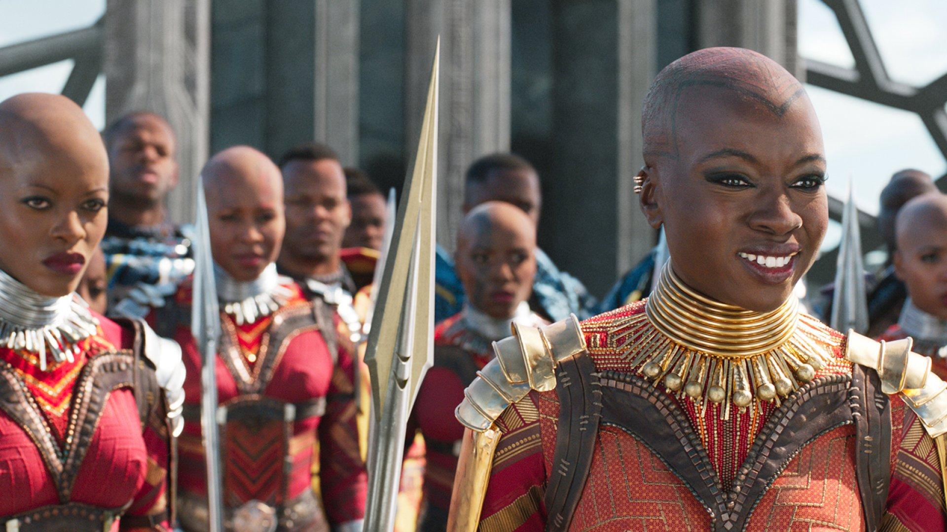 """Marvel's """"Black Panther."""""""