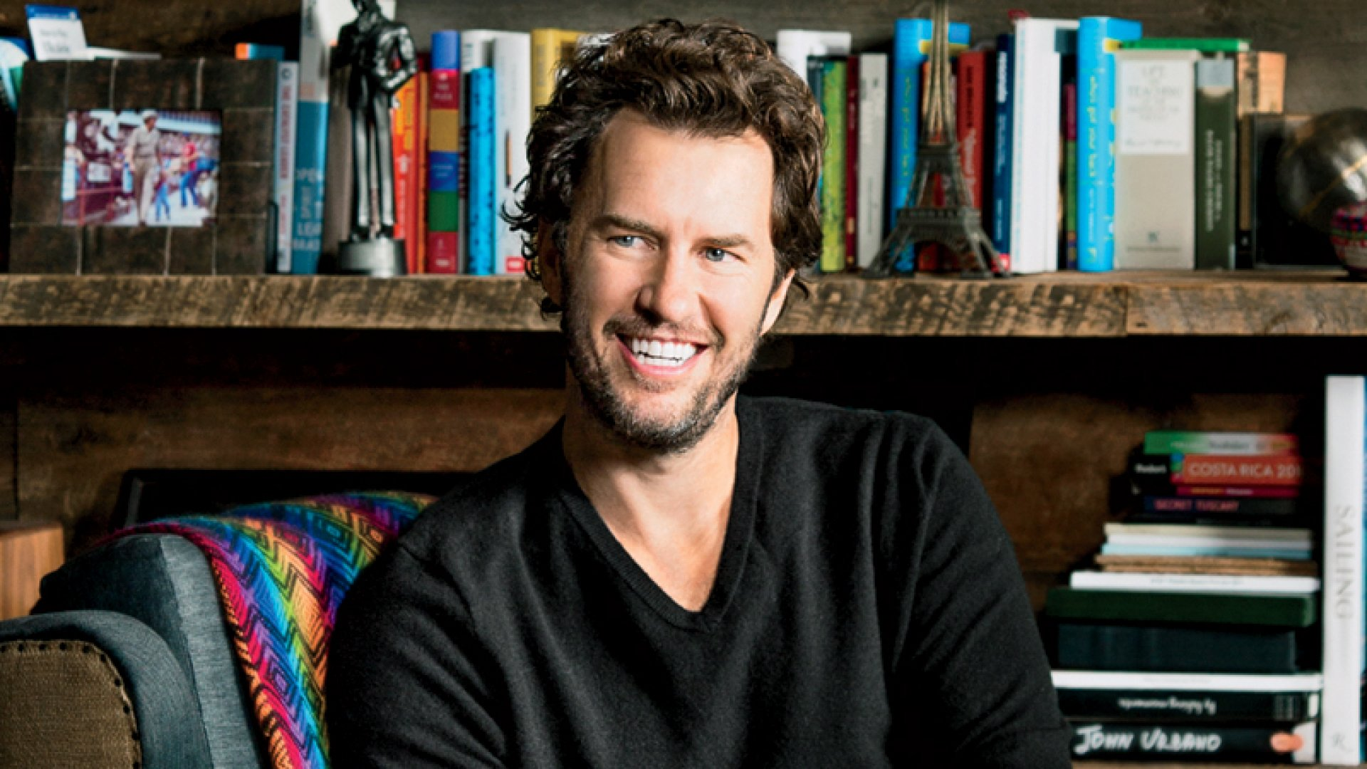 What Toms's Blake Mycoskie Has Learned About Disruption