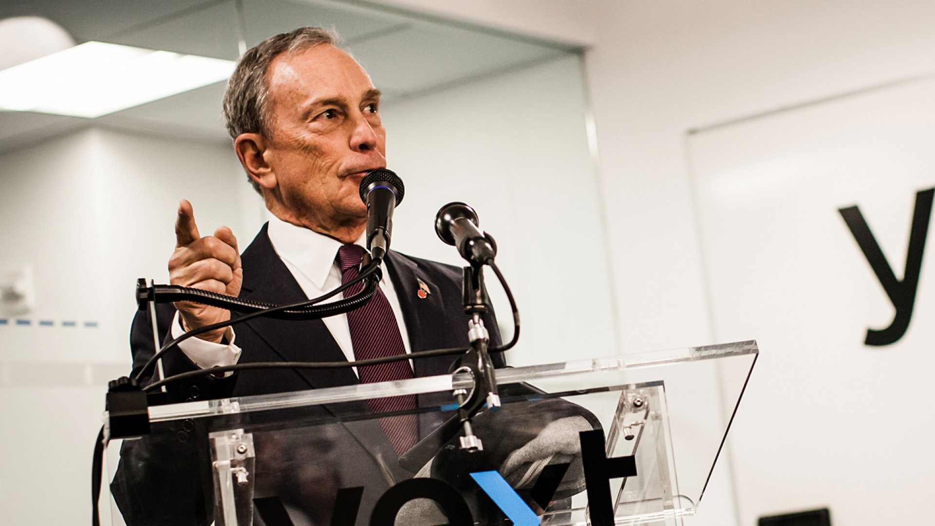 Don't Let 'Em Eat Your Lunch: Bloomberg's Best Advice
