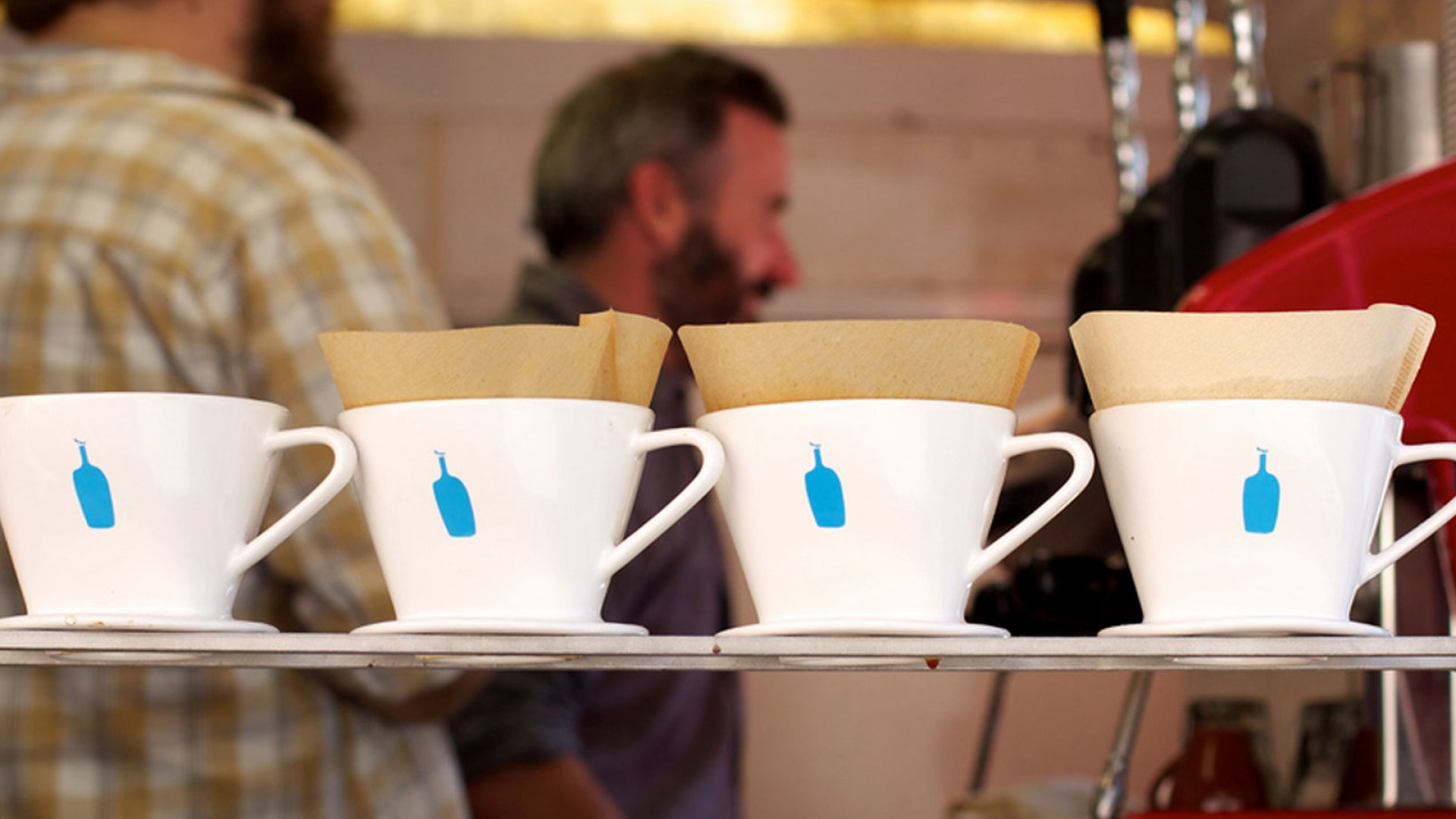 Blue Bottle Coffee's Unlikely Rise to SIlicon Valley Stardom