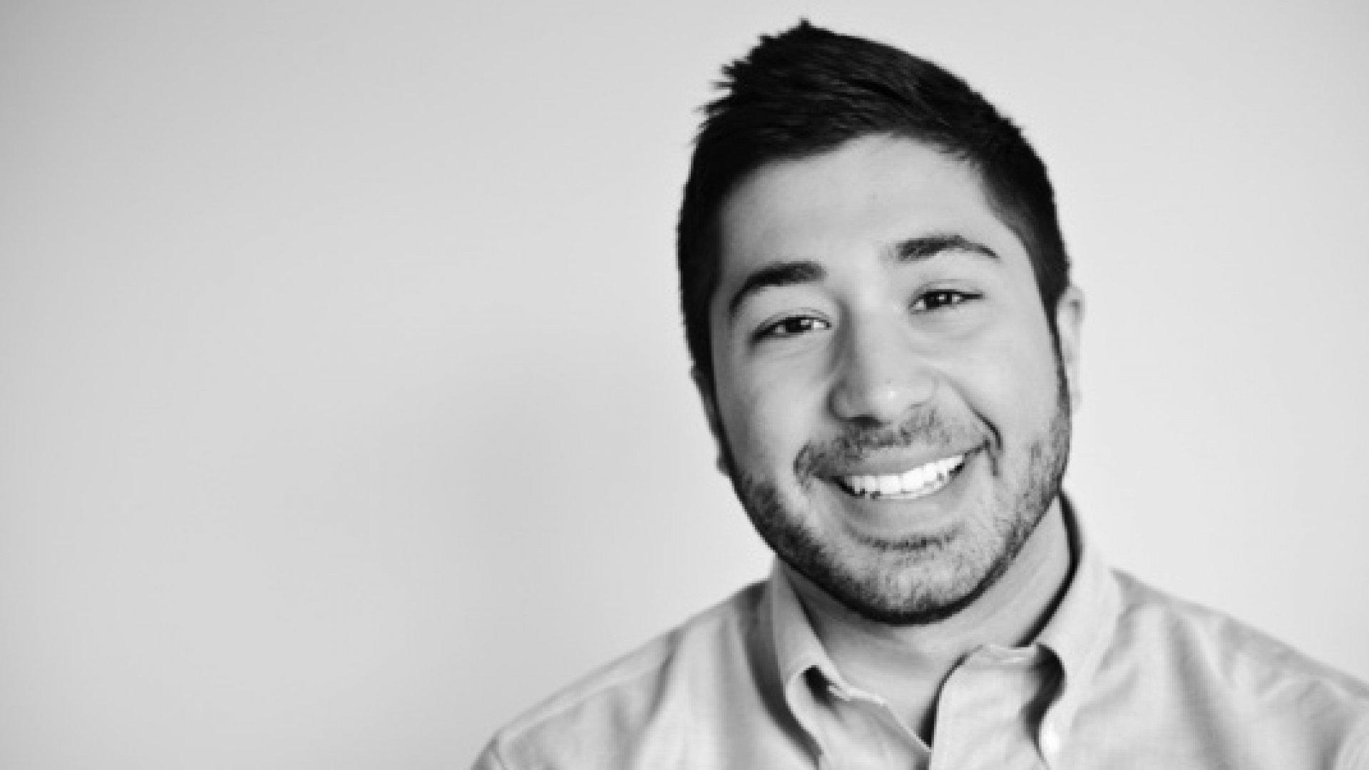 BlueBridge Digital founder Santiago Jaramillo
