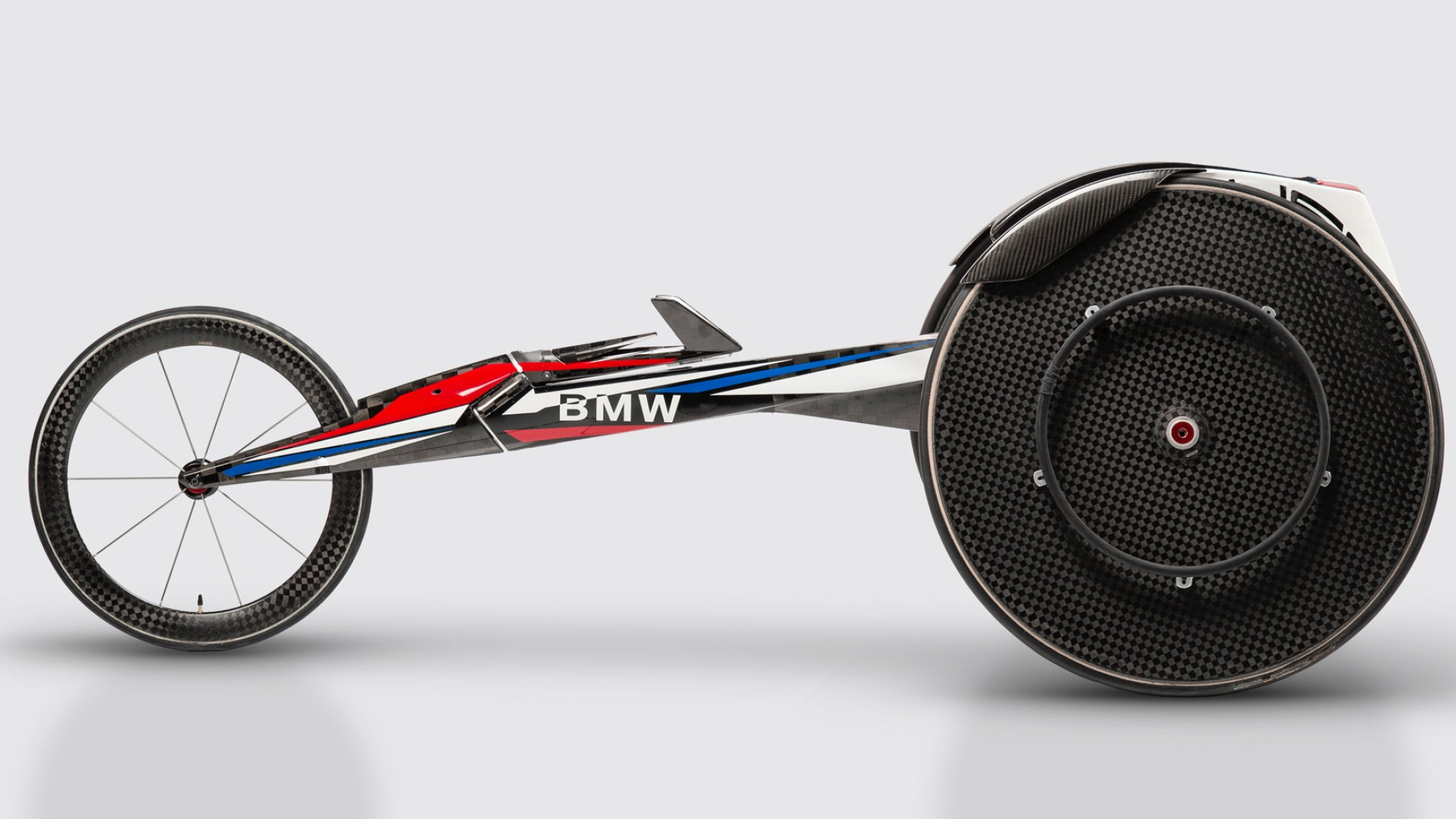 BMW Unveils Team USA Racing Wheelchair for Rio 2016 Paralympic Games.