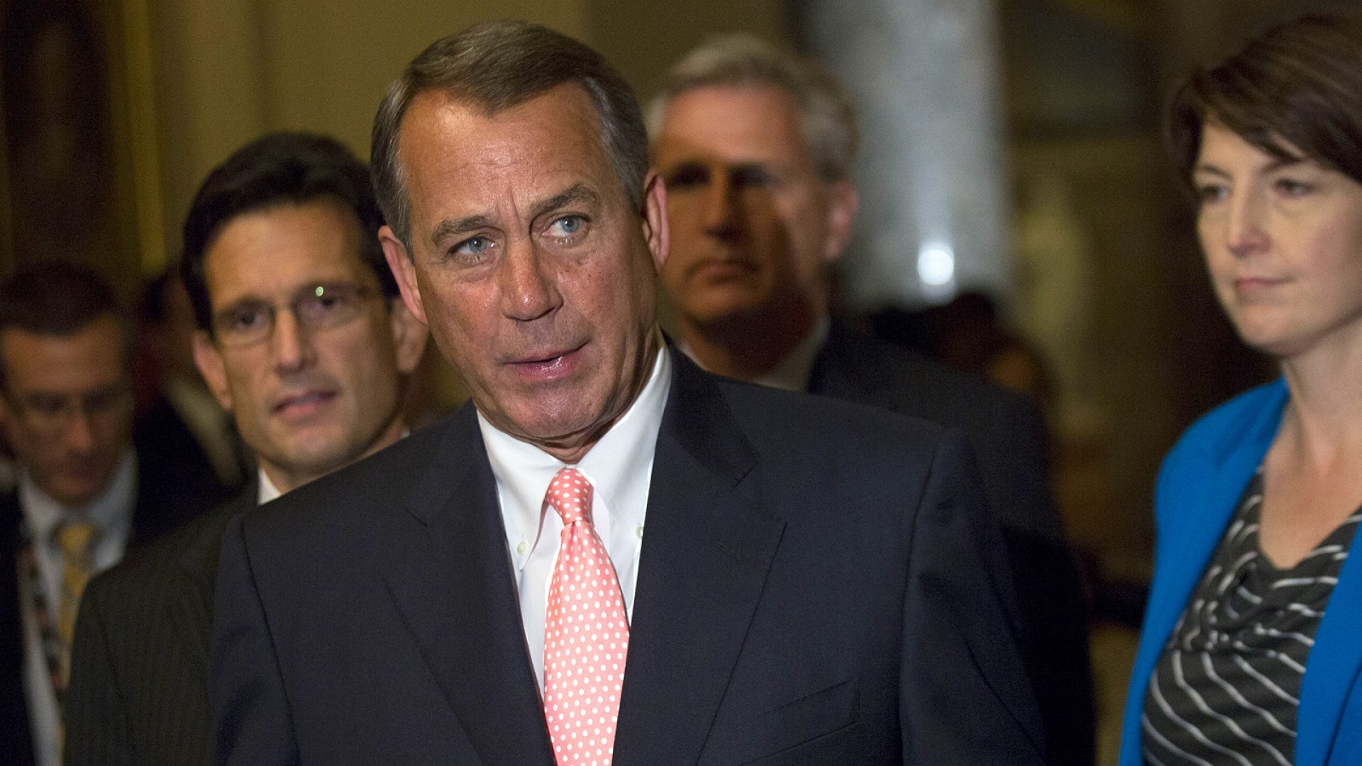Leadership Lessons From a Dysfunctional Congress
