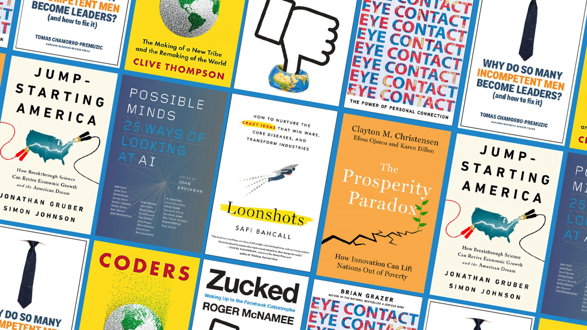 10 Business Books You Need to Read in 2019
