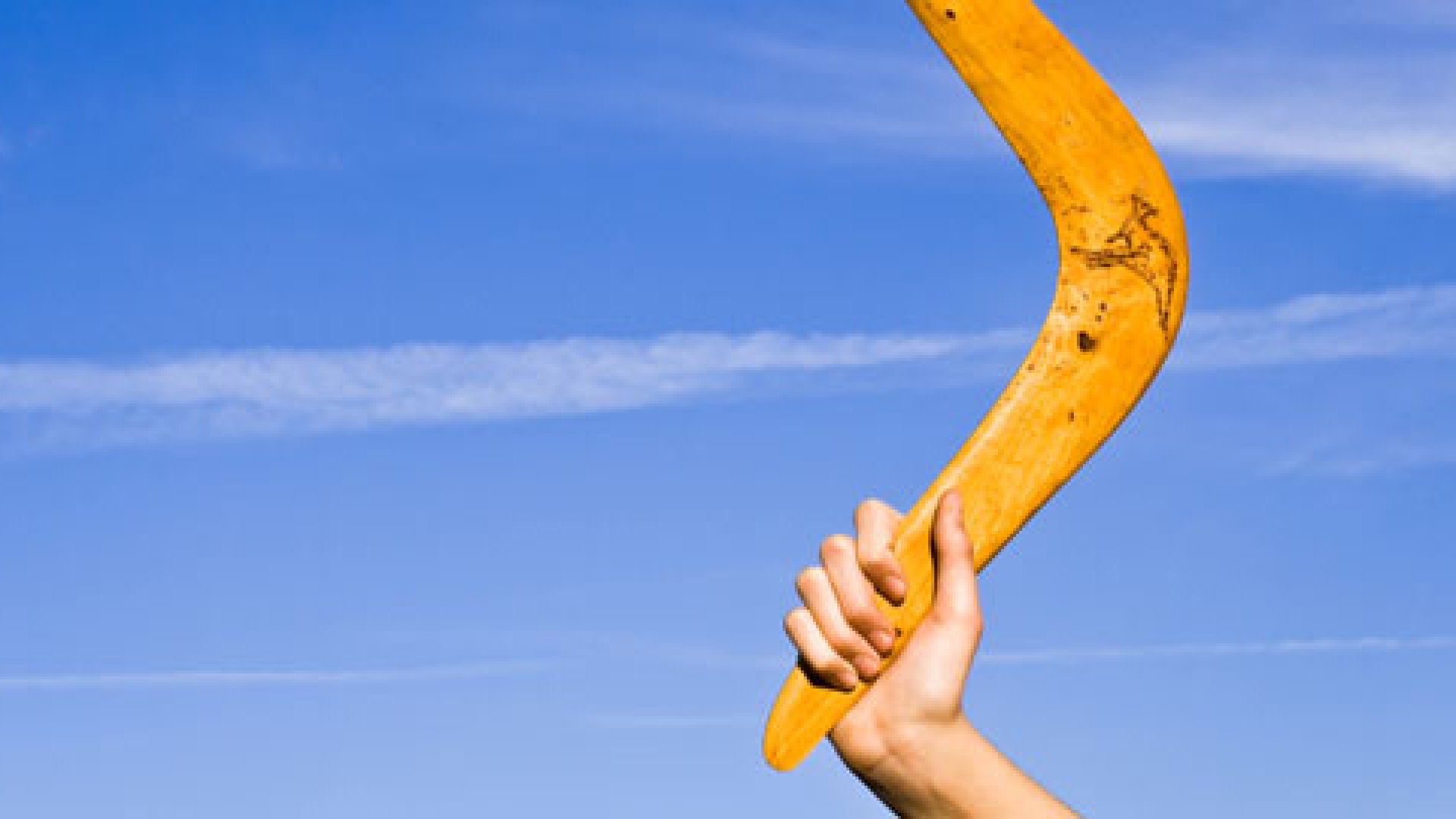 Do You Keep a Boomerang in Your Arsenal?