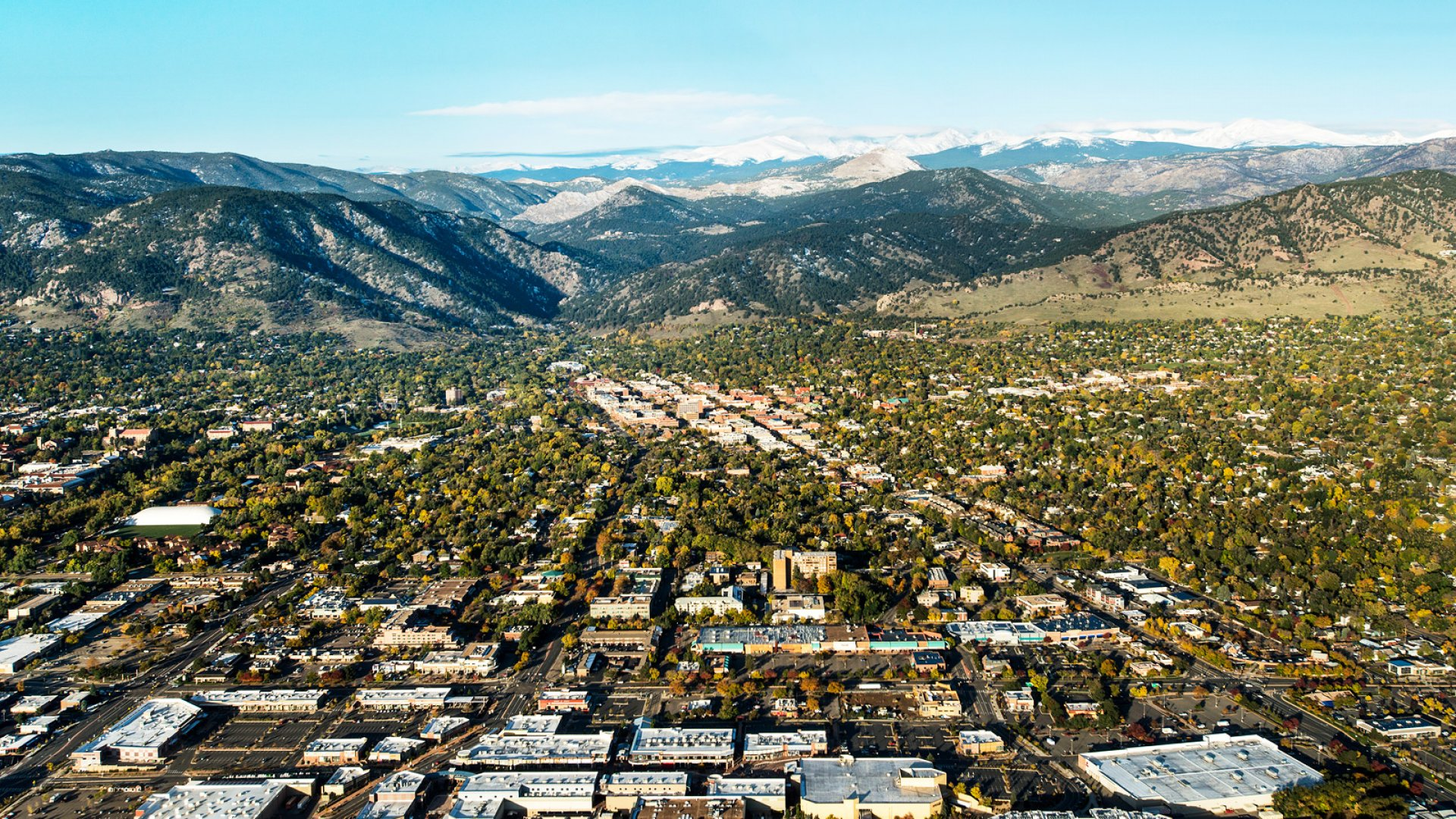 Boulder, per capita, has more high-tech start-ups than any city in the country.