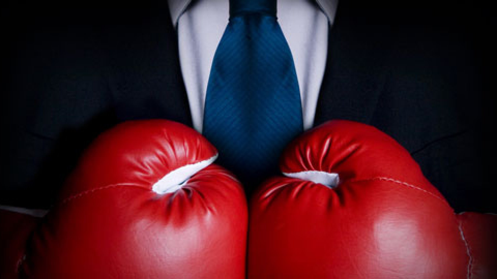 Can't We All <i>Not</i> Get Along? 5 Rules for Healthy Conflict